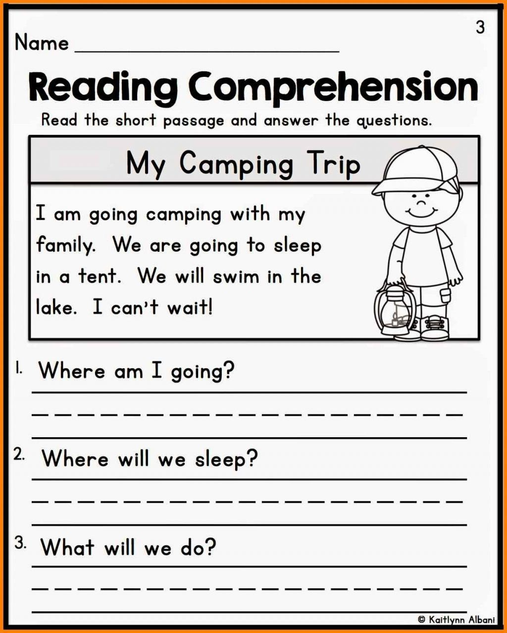 1st Grade Reading Worksheets Pdf Math Worksheet 1st Grade Reading Passages with Questions