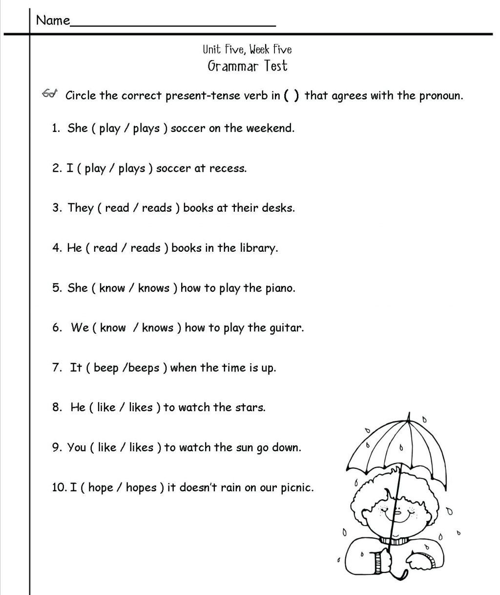 2nd Grade Grammar Worksheets Pdf Worksheet 2nd Grade Grammar Worksheets Reading