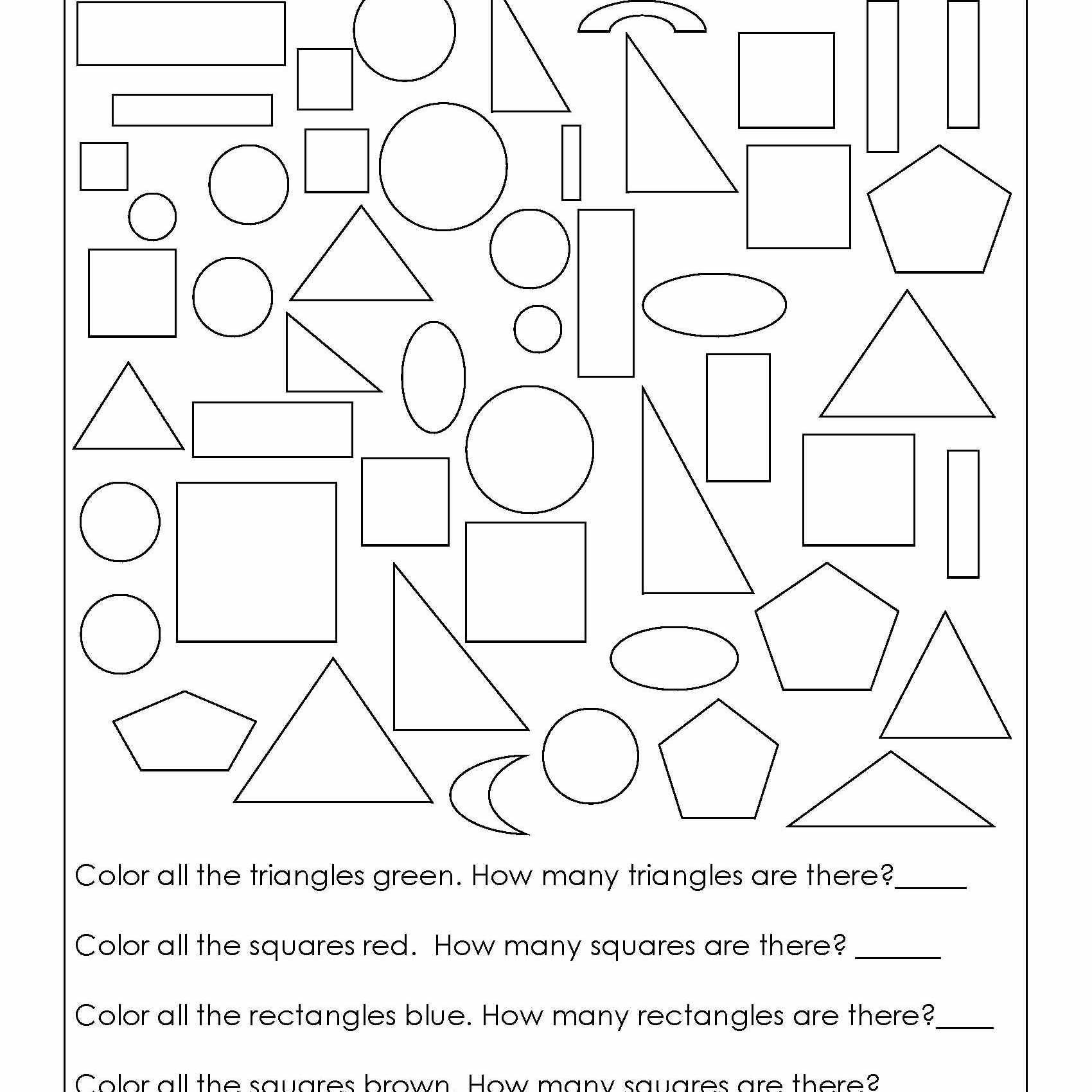 2nd Grade Perimeter Worksheets Worksheets 3rd Grade Shapes Worksheet In Geometry