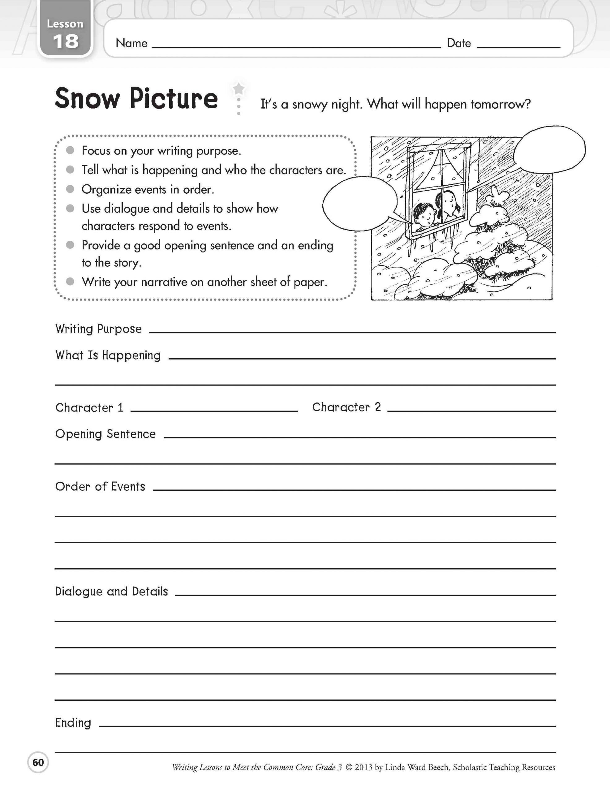 3rd Grade Essay Writing Worksheet Create these Quick and Inexpensive Holiday Crafts and