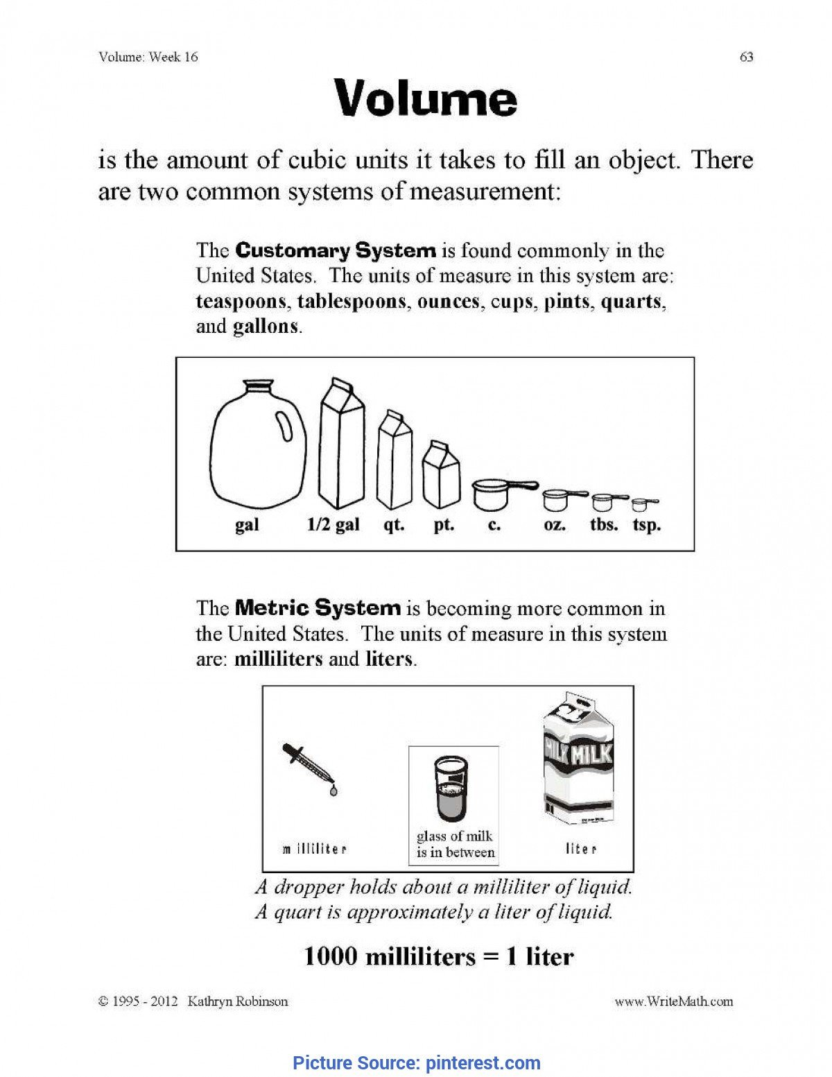 3rd Grade Measuring Worksheets Math Worksheet Amazing Third Grade Measurement Worksheets