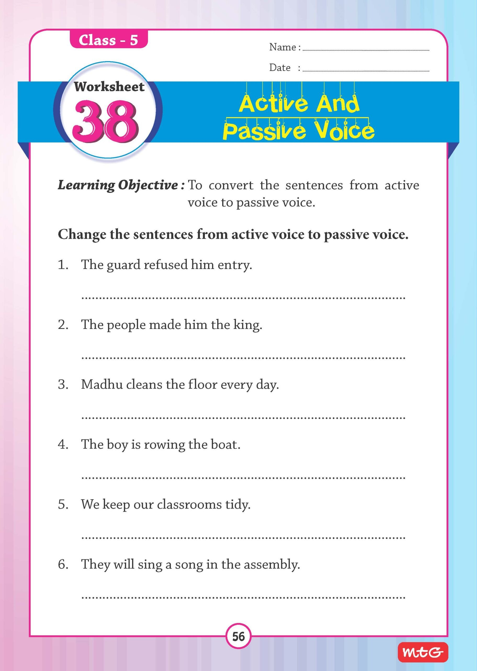 4th Grade Grammar Worksheets Pdf First Grade Activity Worksheets Changing Tense Worksheets