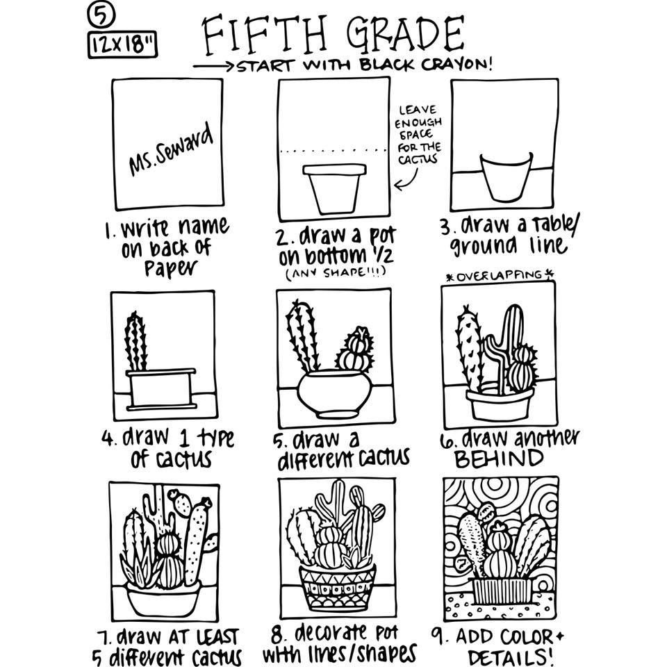 6th Grade Art Worksheets 5th Grade Sub Plans