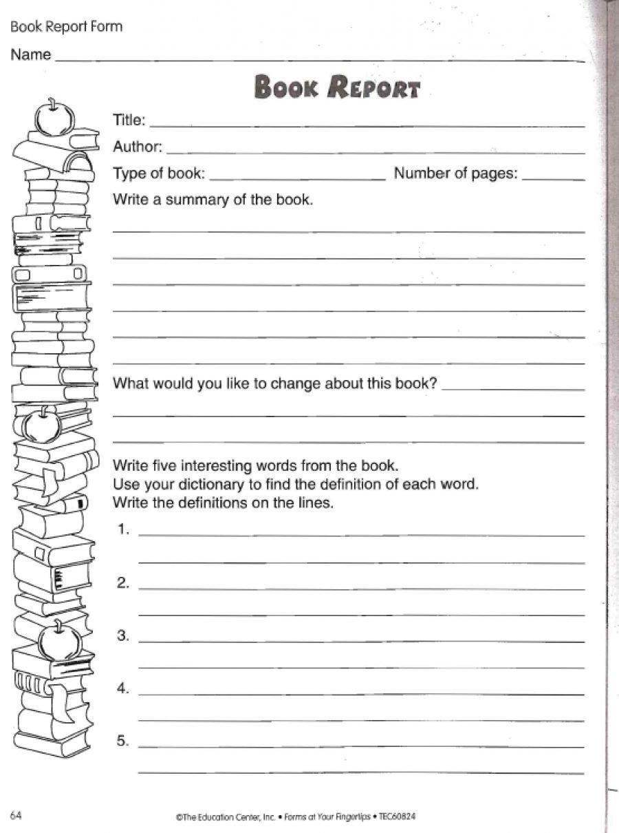 6th Grade Essay Writing Worksheets Pin On Books