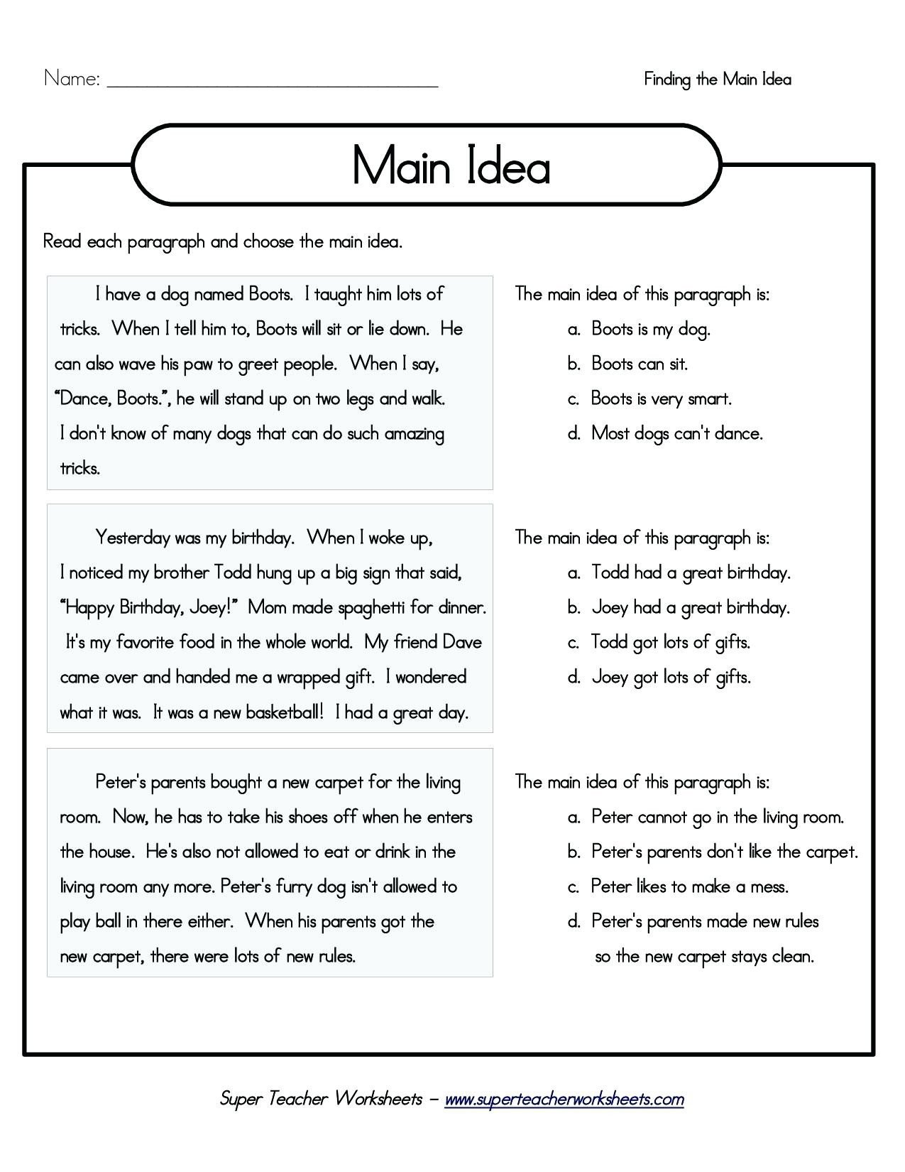 8th Grade Reading Worksheets Coloring Book Fun Activities for Third Graders Grade