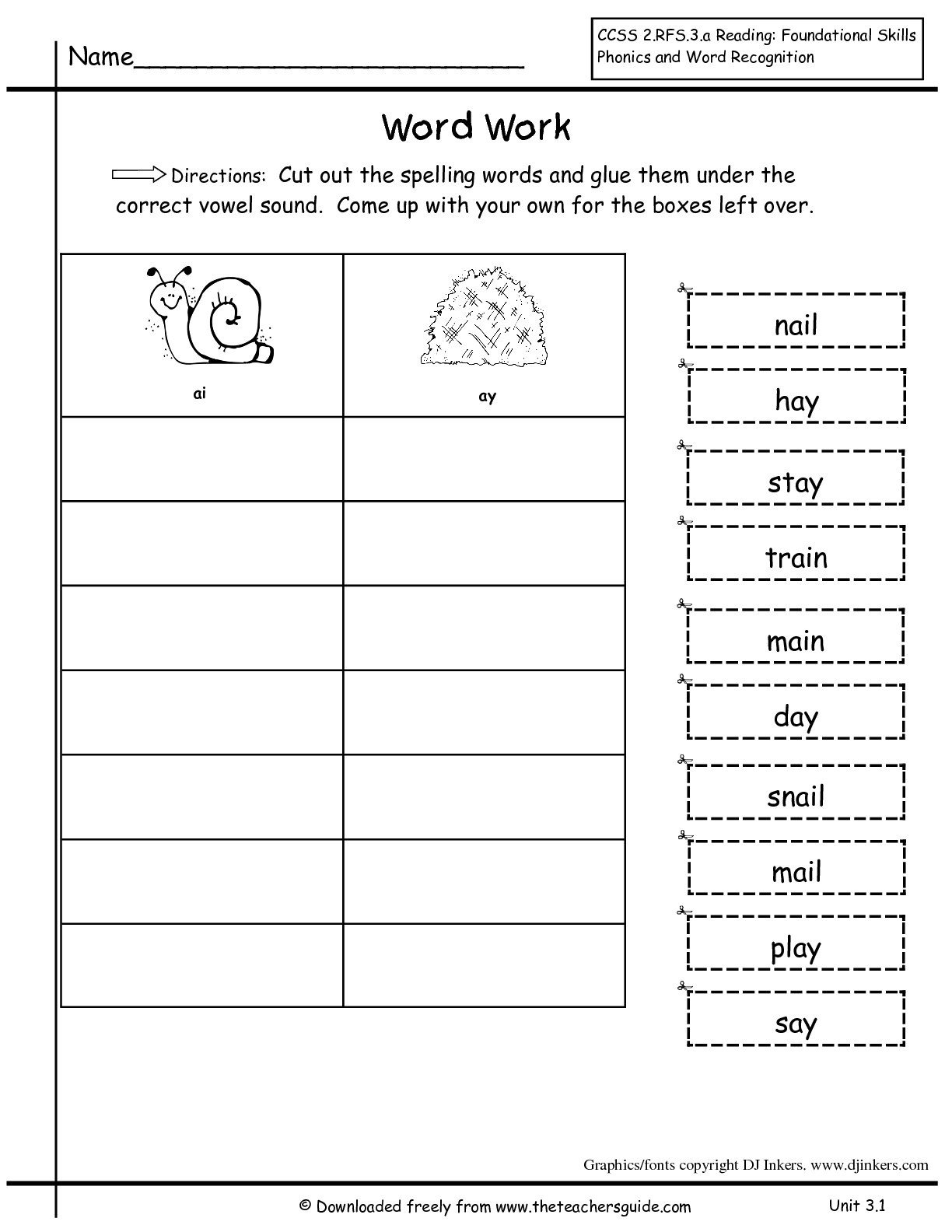 Adjective Worksheets 2nd Grade Math Worksheet Back to School Worksheets 2nd Grade for