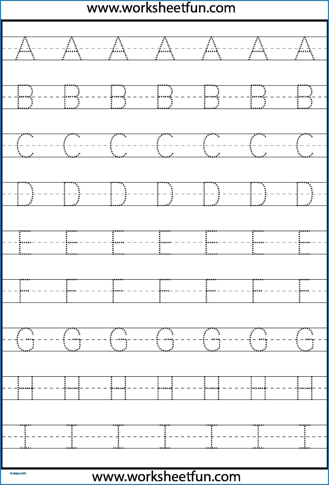 Alphabet Tracing Worksheets Az Pdf Kindergarten Letter Tracing Worksheets Pdf Wallpaper Image