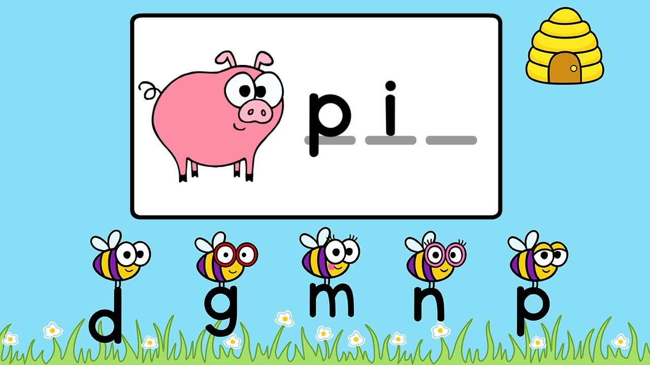 Beginning and Ending sounds Worksheets Beginning and Ending sounds Lessons Tes Teach