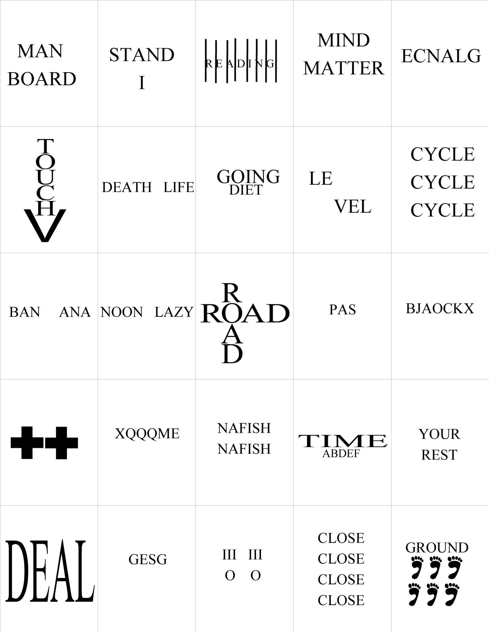 Brain Teasers Worksheets Pdf Pin by Karen On High School Library