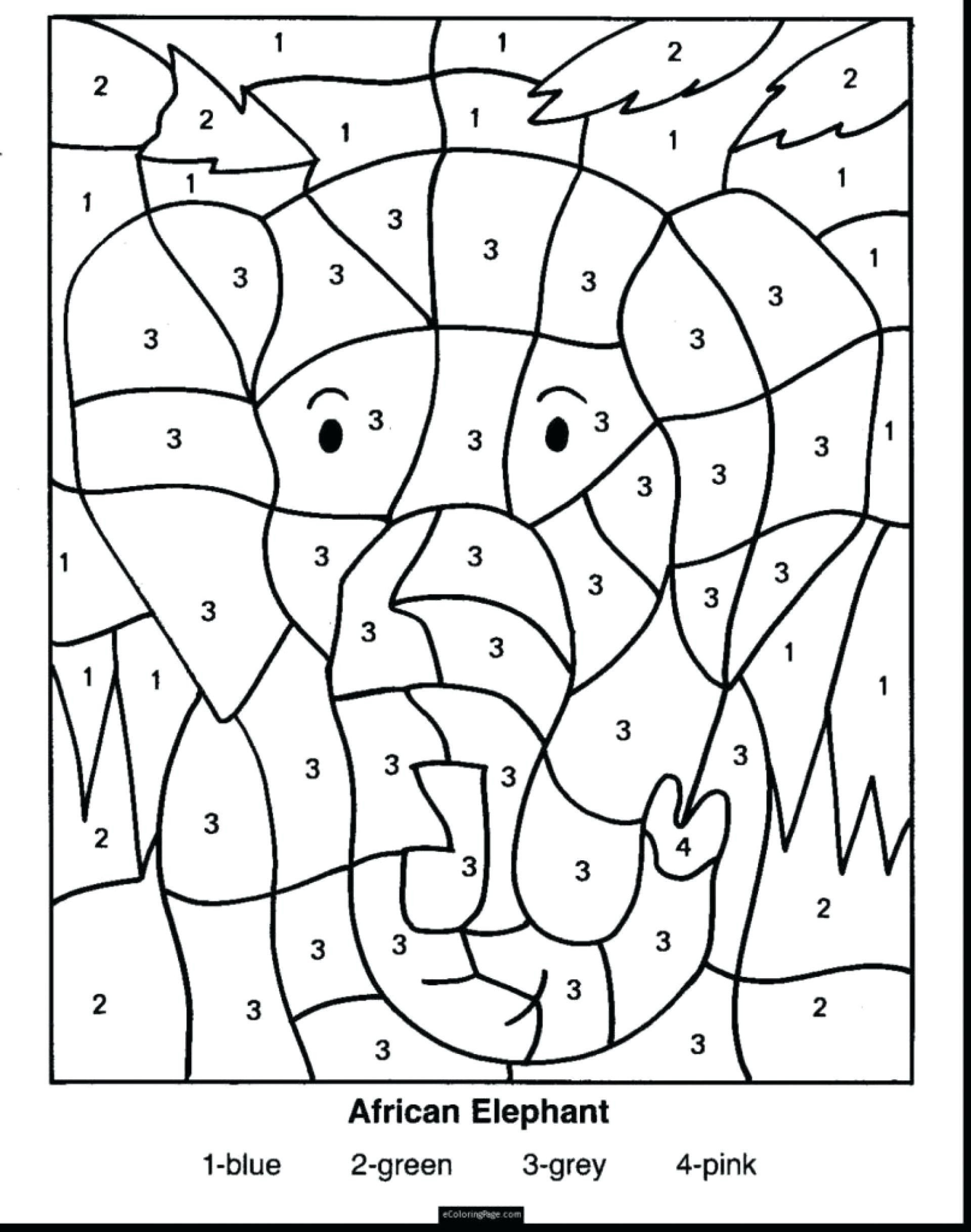 Coloring Math Worksheets 2nd Grade Coloring Pages Free Second Grade Math Third Problems Line