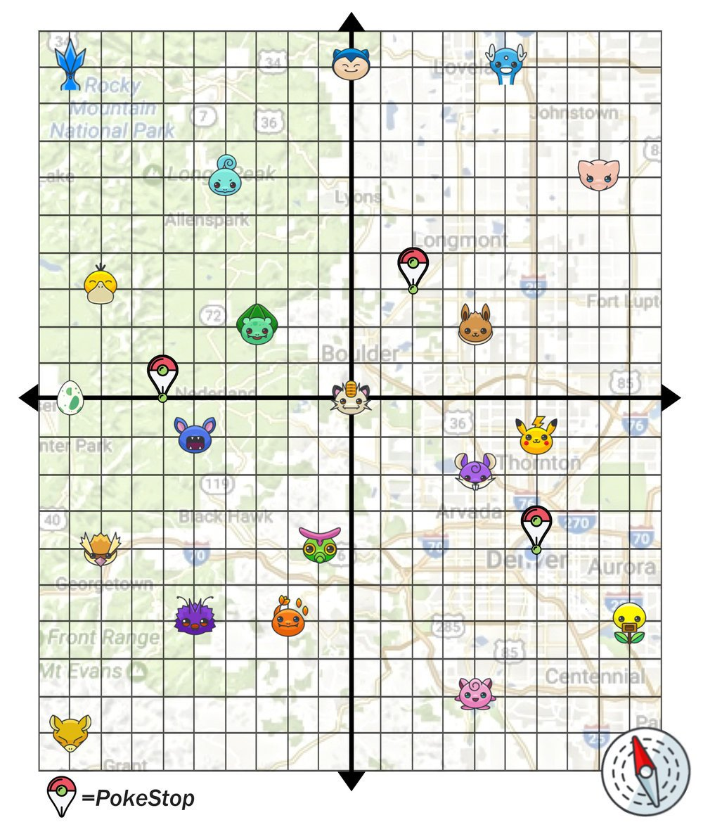 Coordinate Grid Map Worksheets why You Need to Be Using these Pokémon Math Lessons today