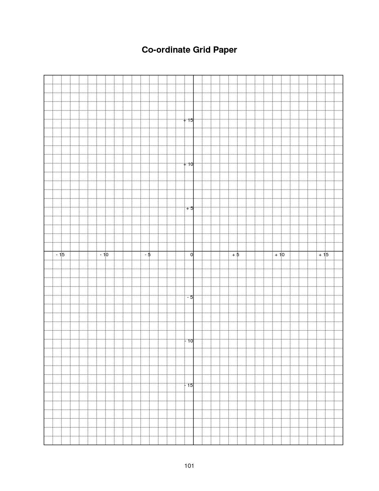 coordinate plane graph paper worksheets koran sticken co printable grids worksheets