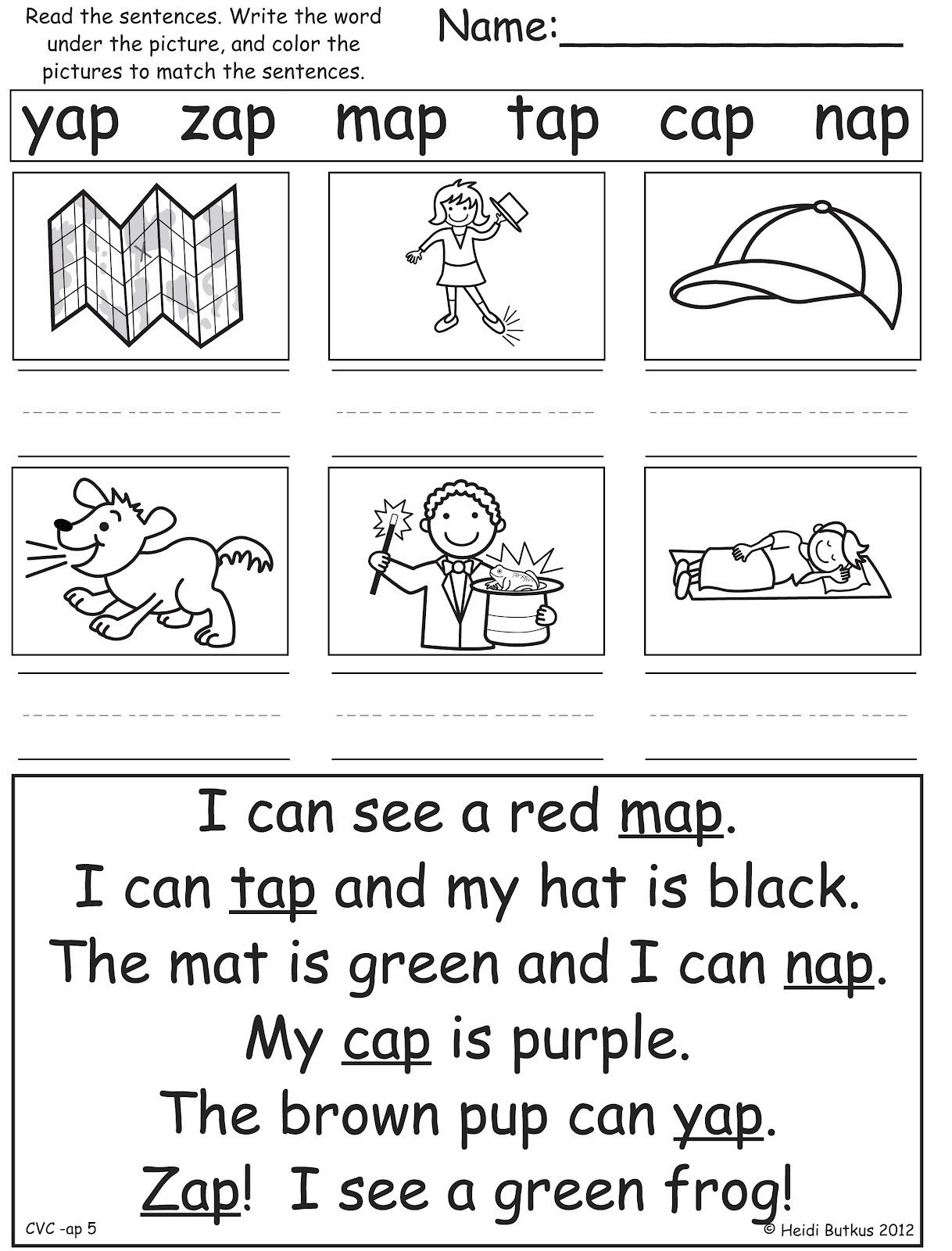 Cvc Worksheets Pdf Cvc Worksheet New 916 Cvc Worksheets Third Grade