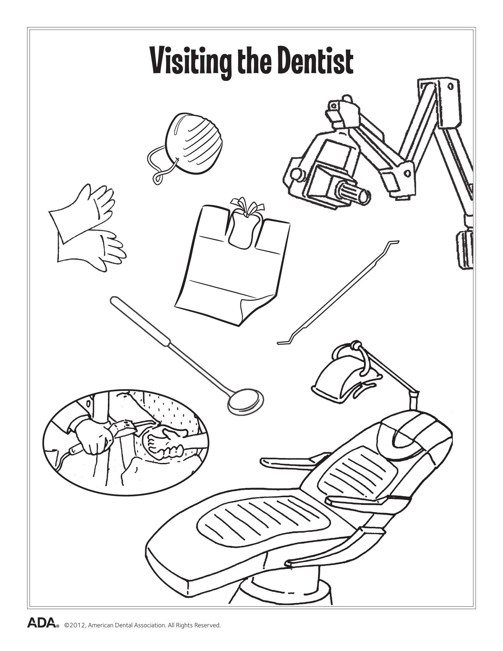Dentist Worksheets for Kindergarten 11 Dental Health Activities Puzzle Fun Printable
