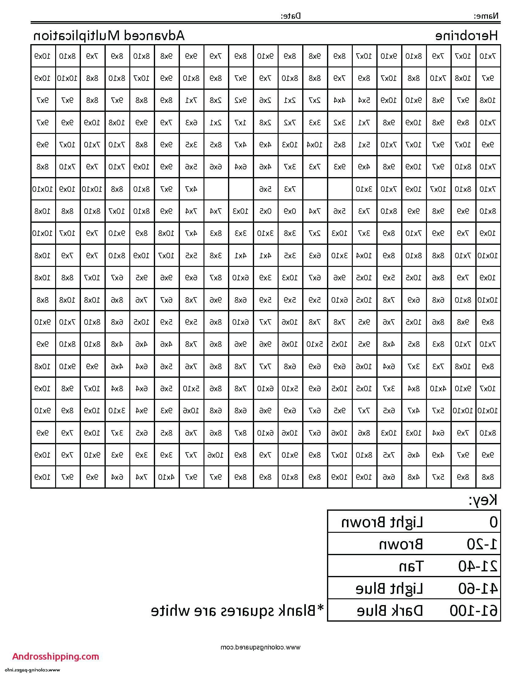 Division Coloring Worksheets Coloring Pages Book Holiday Multiplication and Division
