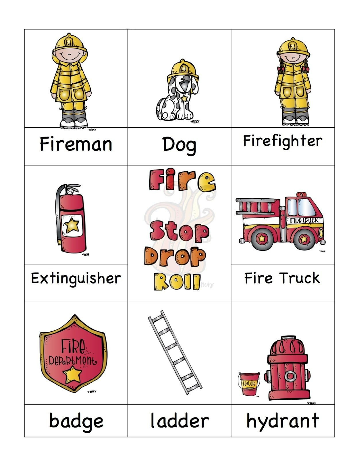 Fire Safety Worksheets Preschool Preschool Printables