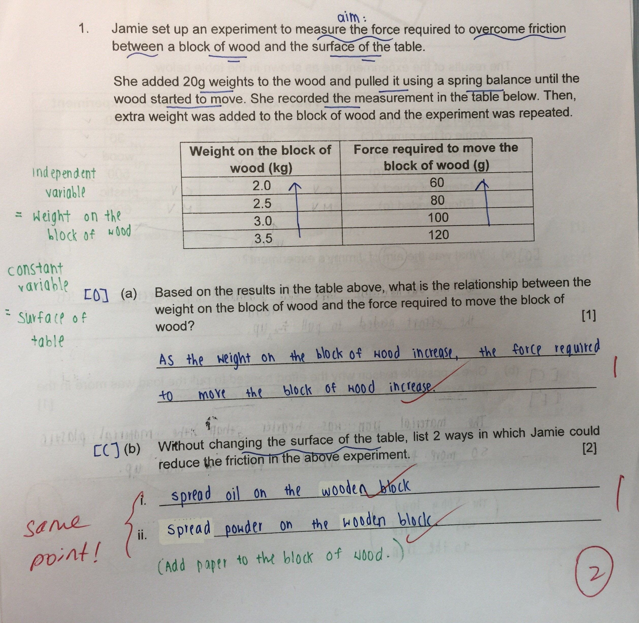 Force and Motion Worksheet Answers Pin On Accuracy Worksheet Answer Key