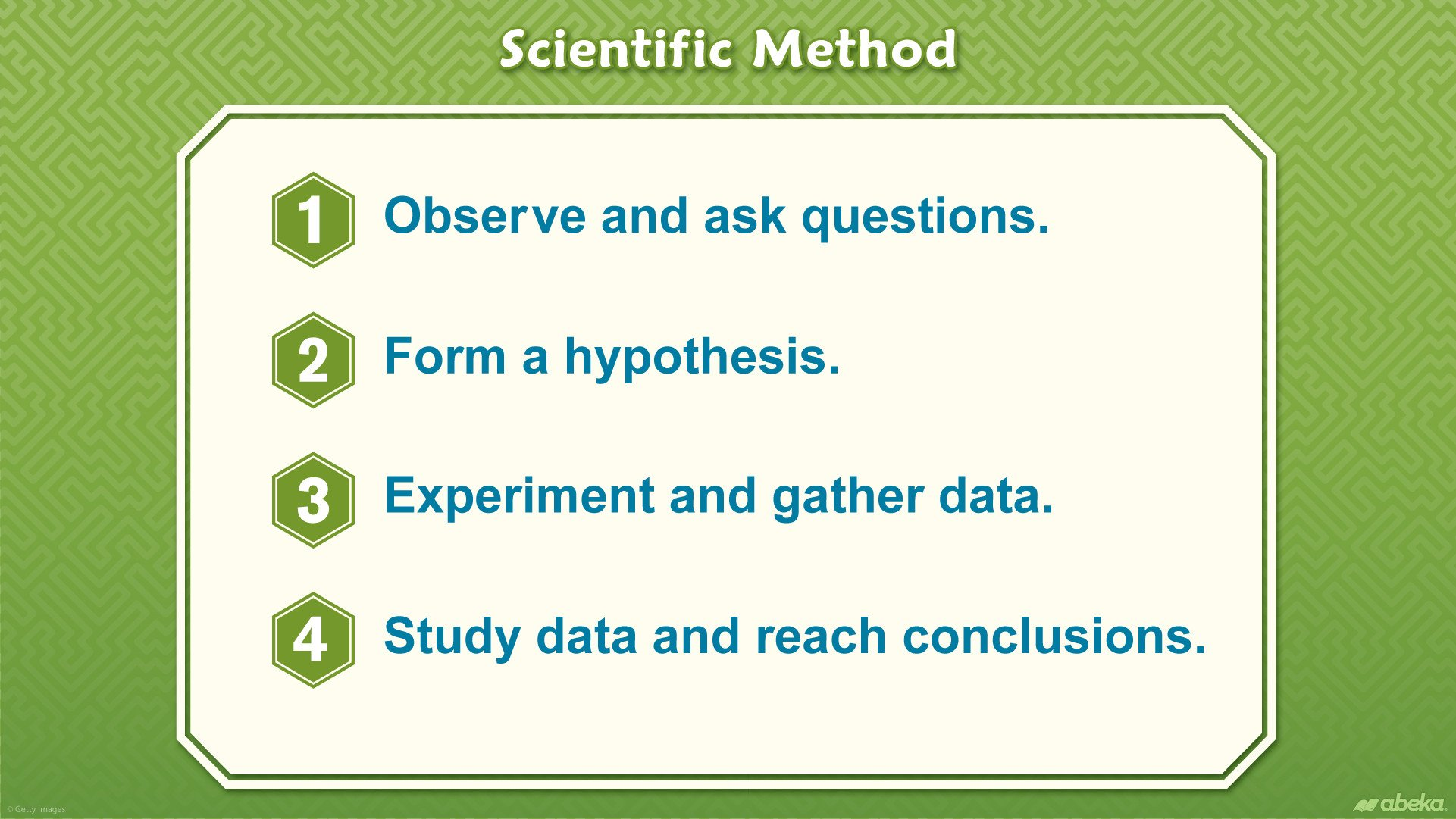 Grade4 Scientific Method