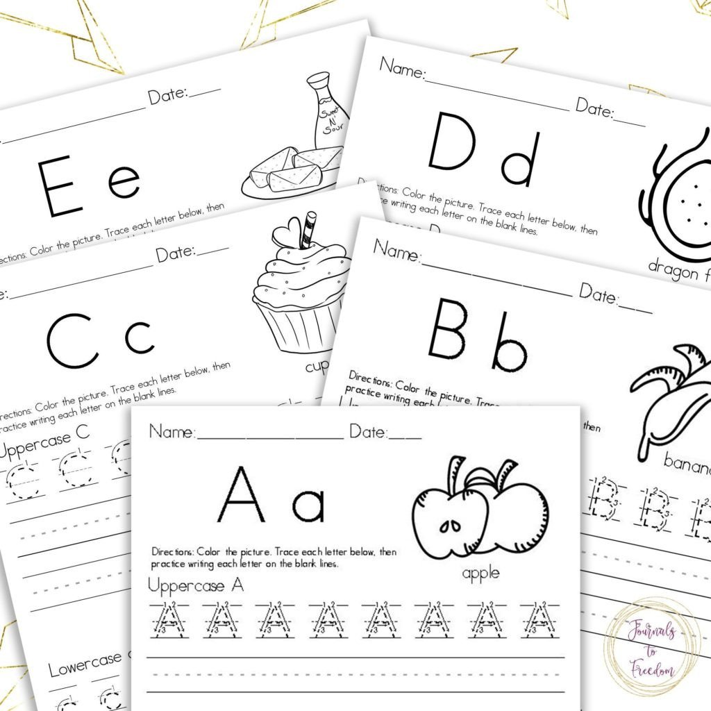 Free Abeka Worksheets Worksheet Fantastic Handwriting Pages Image Inspirations