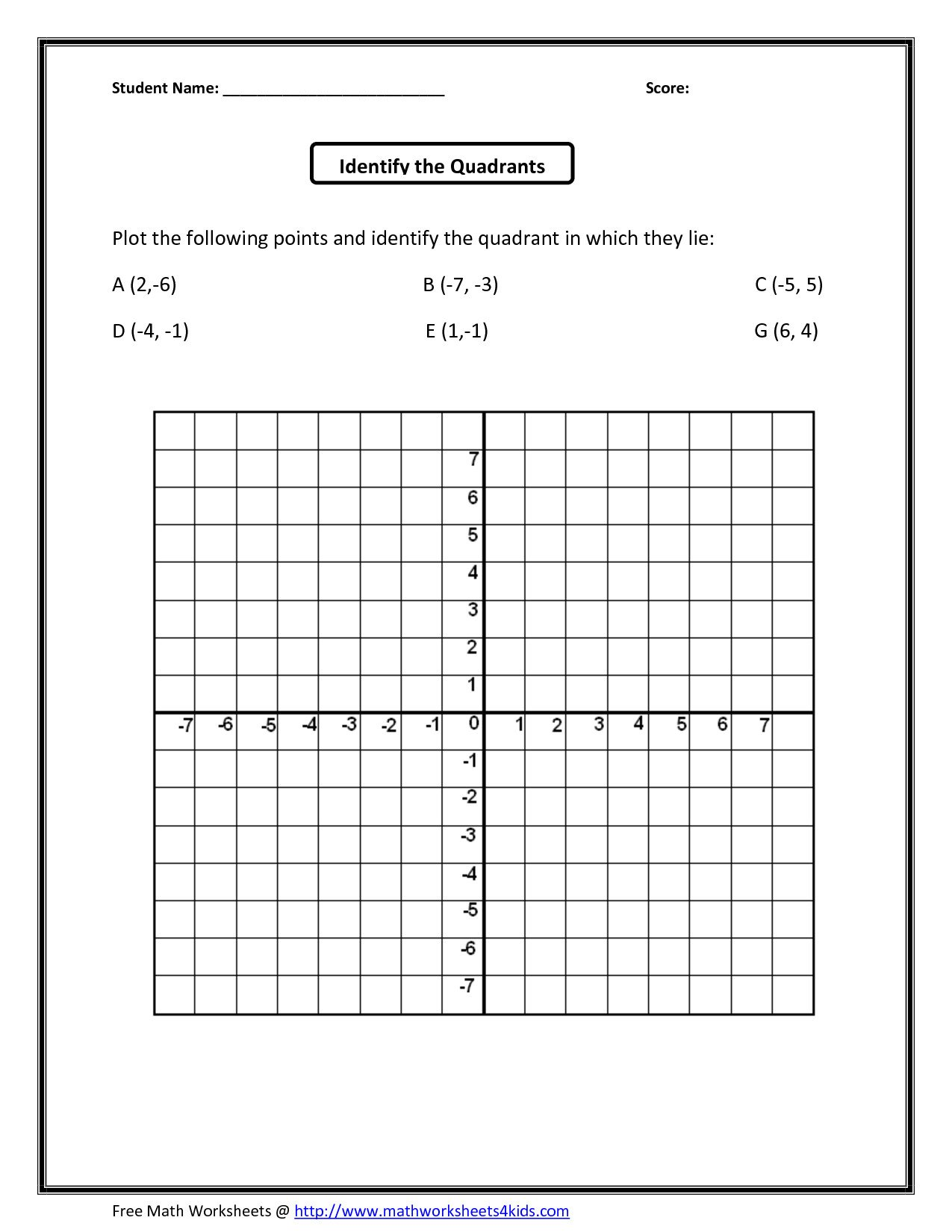 Free Coordinate Graphing Worksheets Mario Coordinate Graphing Worksheet