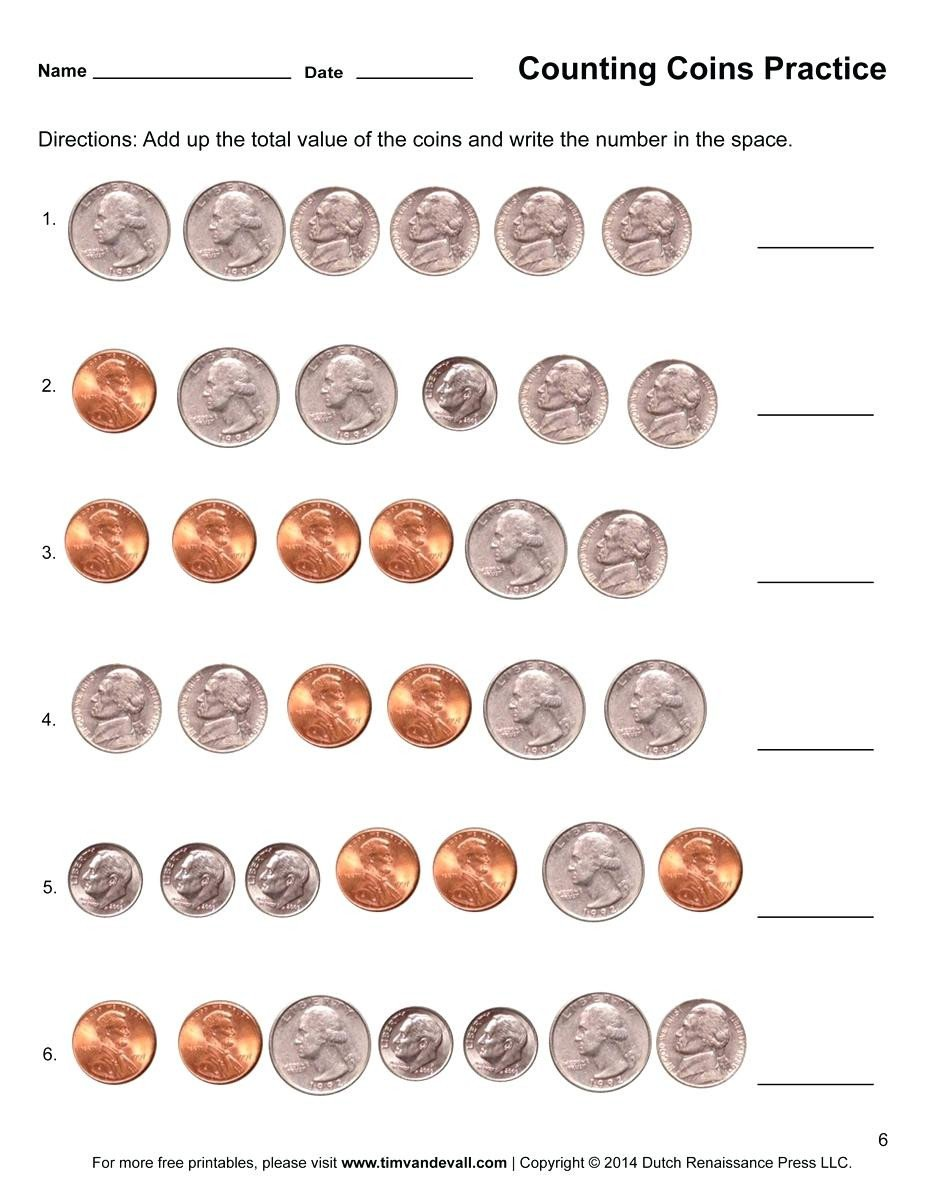 printable coins free counting coins worksheet counting money printable worksheet printable coins uk