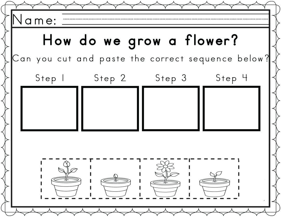 Free Printable Story Sequencing Worksheets Reading Sequencing Worksheets Sequence with