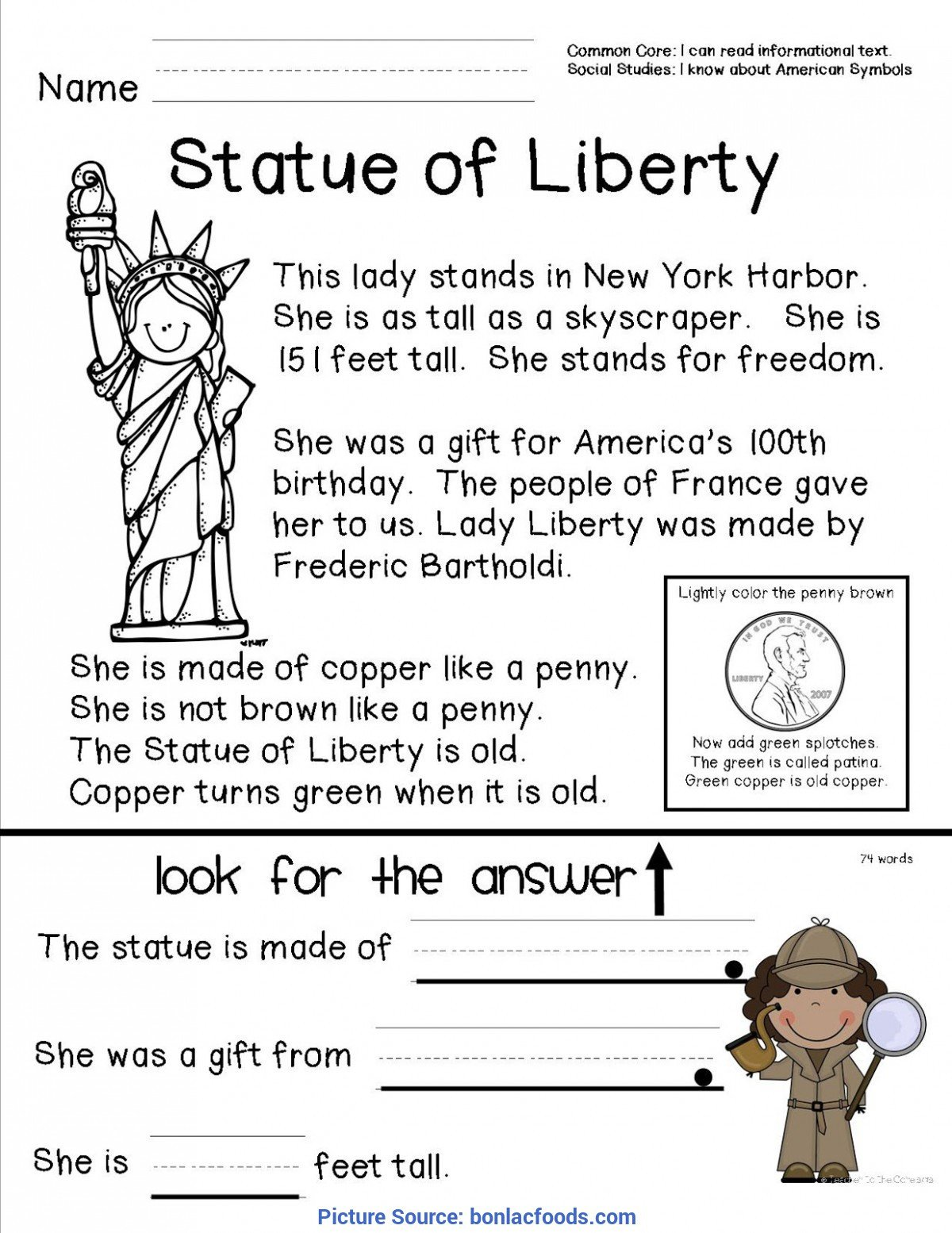 Free Us History Worksheets top History Lessons for 2nd Graders Worksheets for All