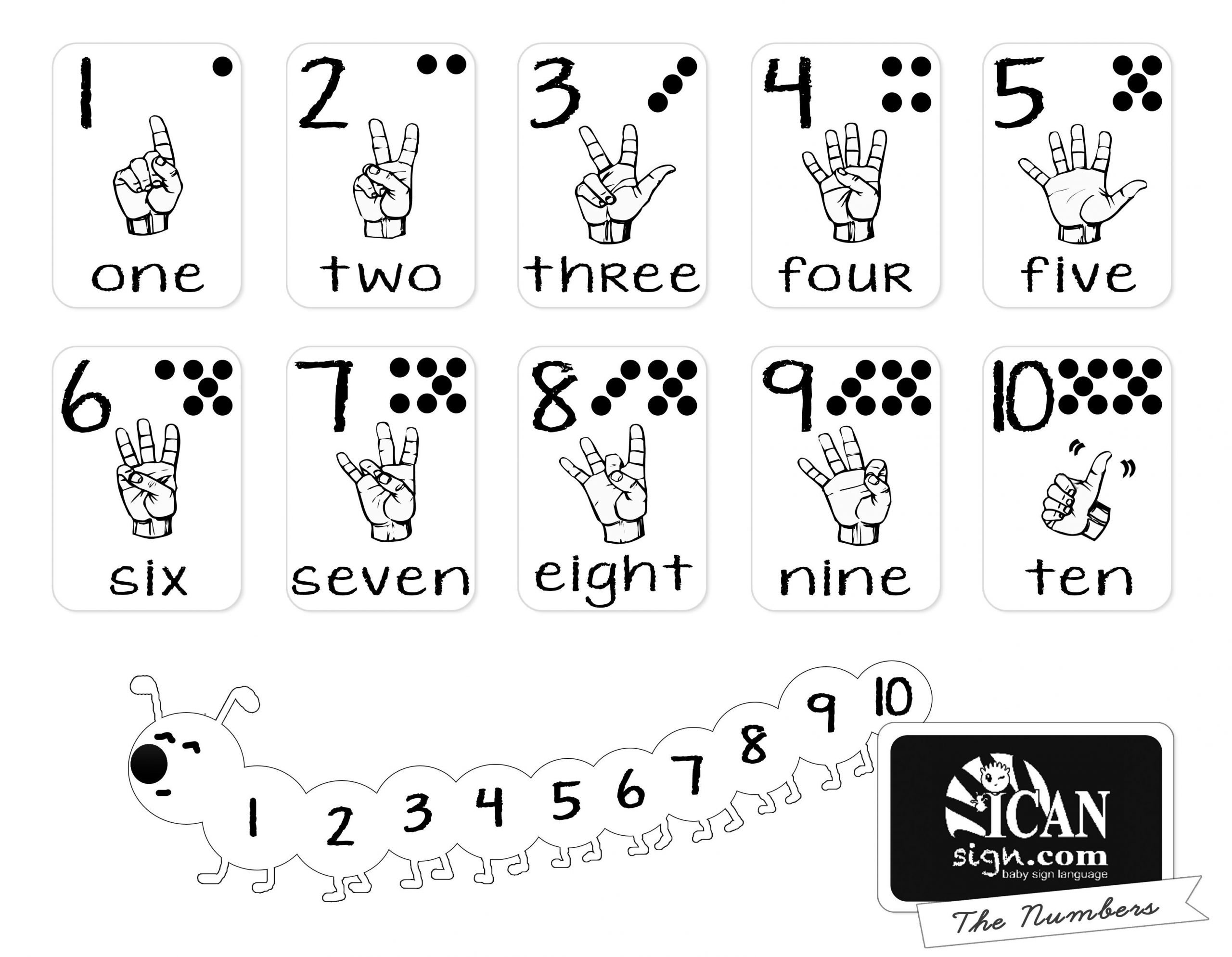 Friendly Numbers Worksheet Pin by Sarah Mcclure On Sign Language Charts