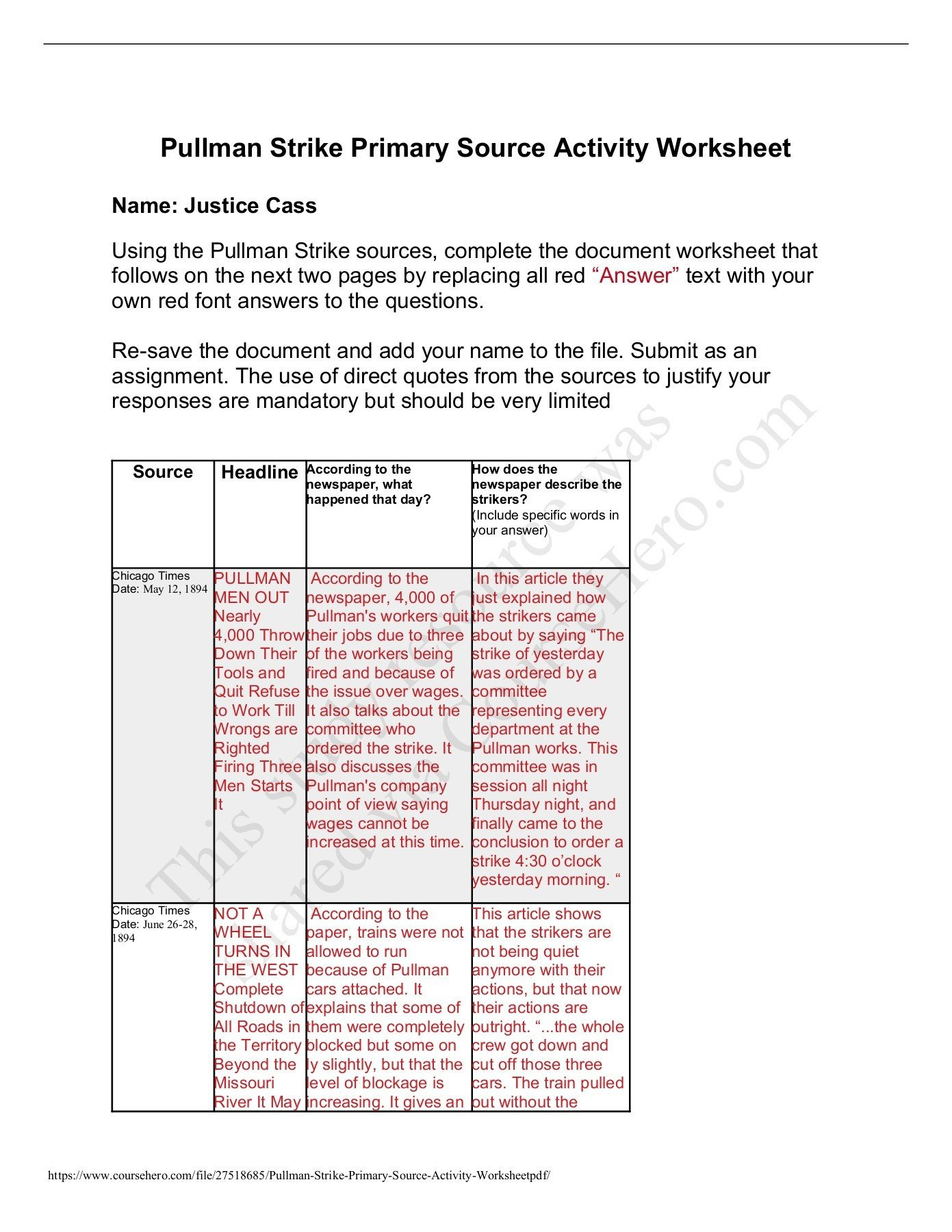 Graphic sources Worksheet Pdf 1 Pages 1 4 Text Version