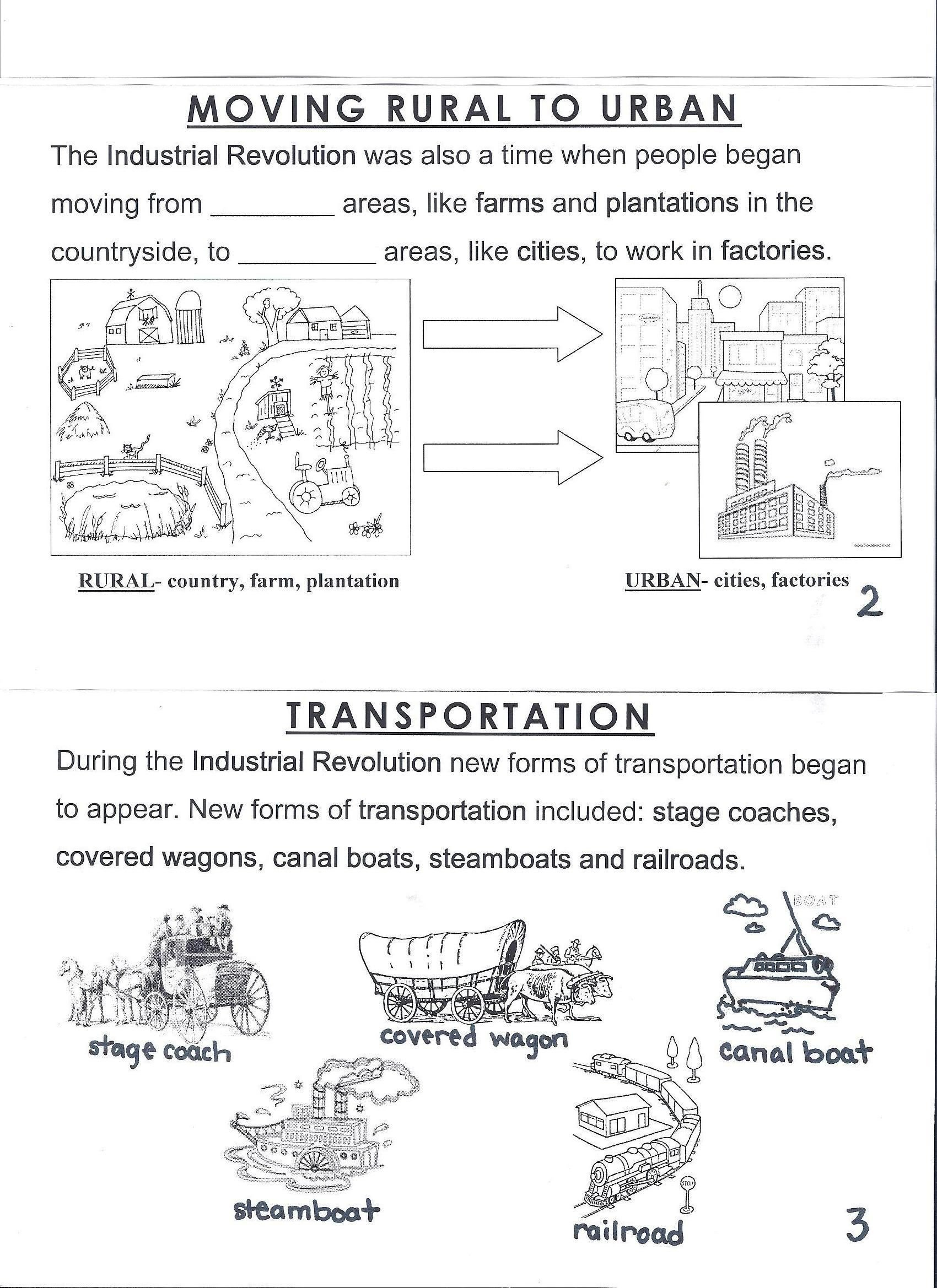 Industrial Revolution Worksheets Pdf Industrial Revolution 2 1 700—2 338 Pixels