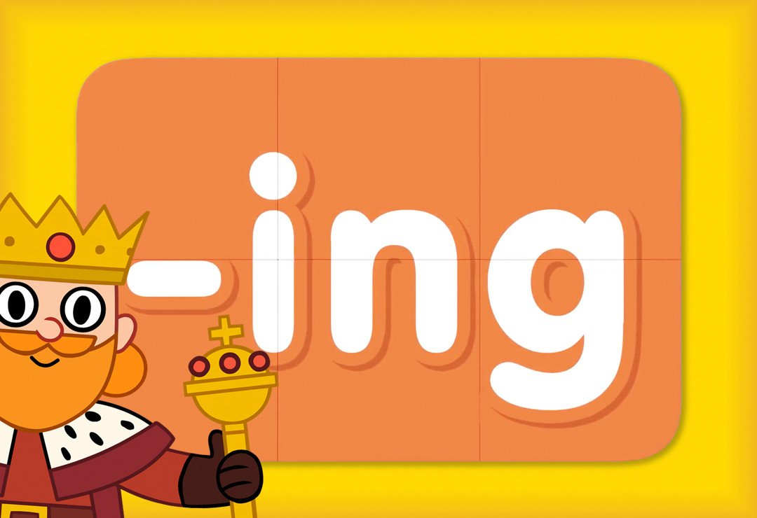 "Ing Word Family Worksheets Turn & Learn – Word Family ""ing"" Super Simple"