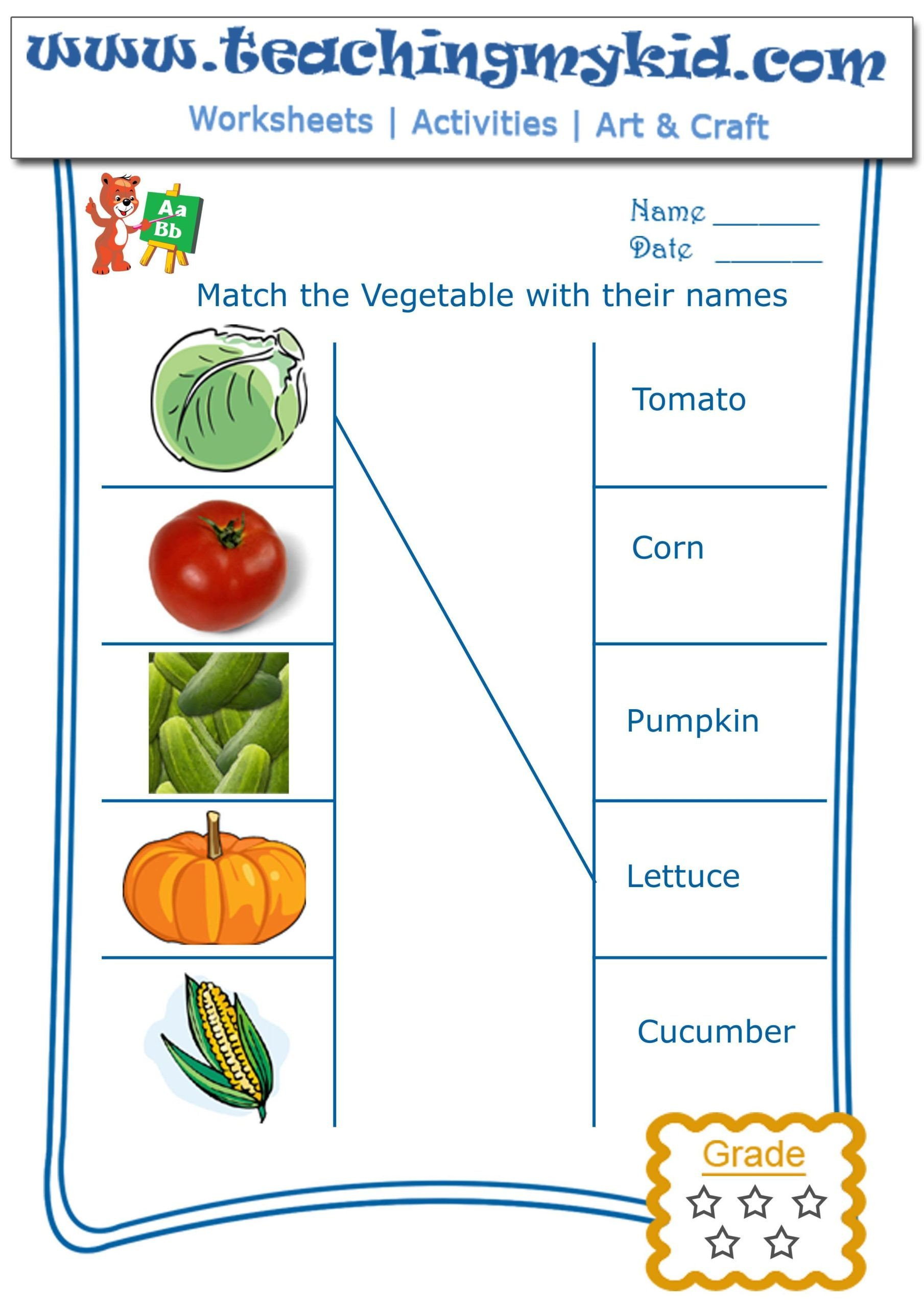 Kindergarten Nutrition Worksheets Worksheet First Grade Vocabulary Words Sk Worksheets