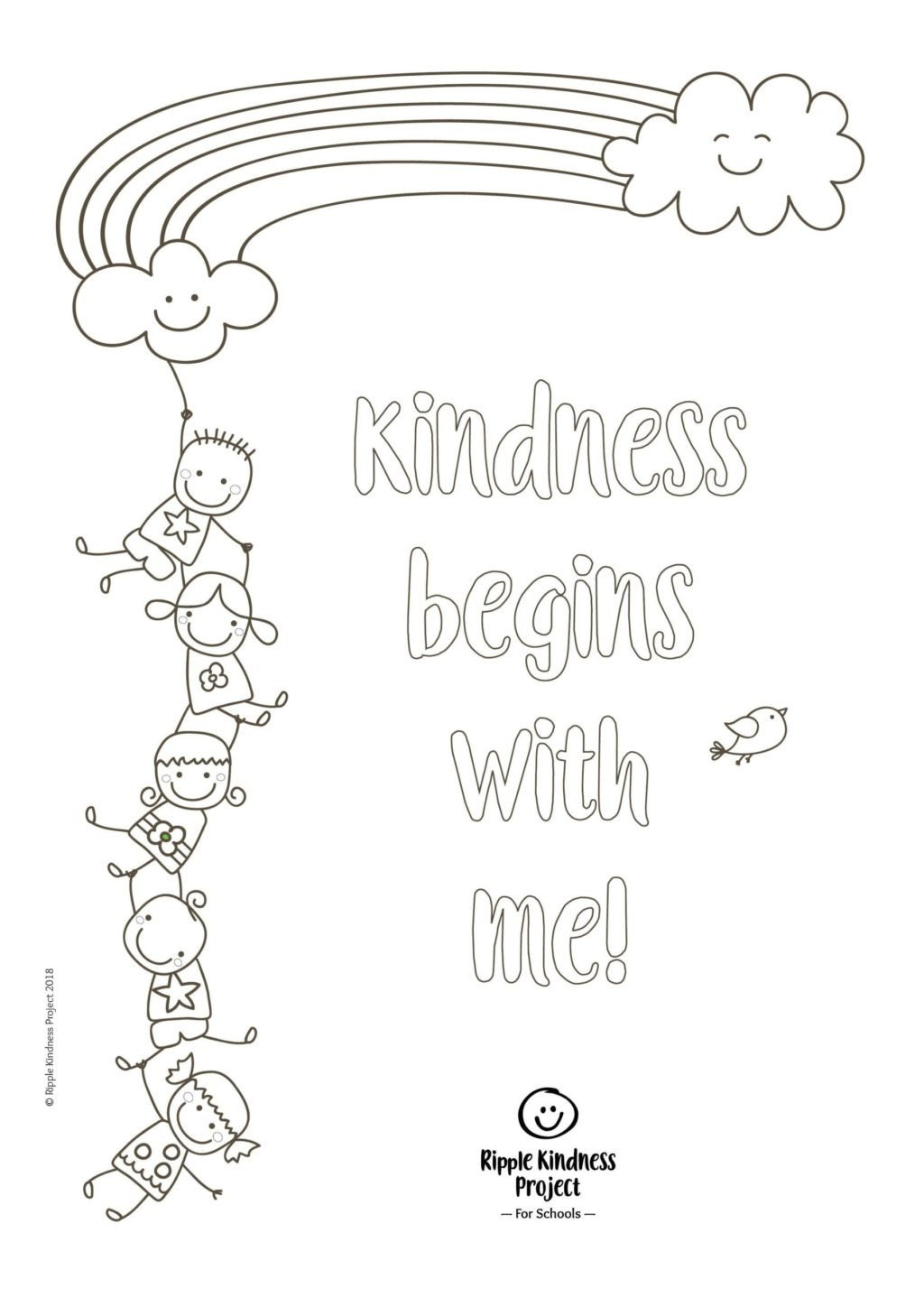 kids fun worksheets amazing photo ideas printables teaching kindness mindfulness for 1024x1448