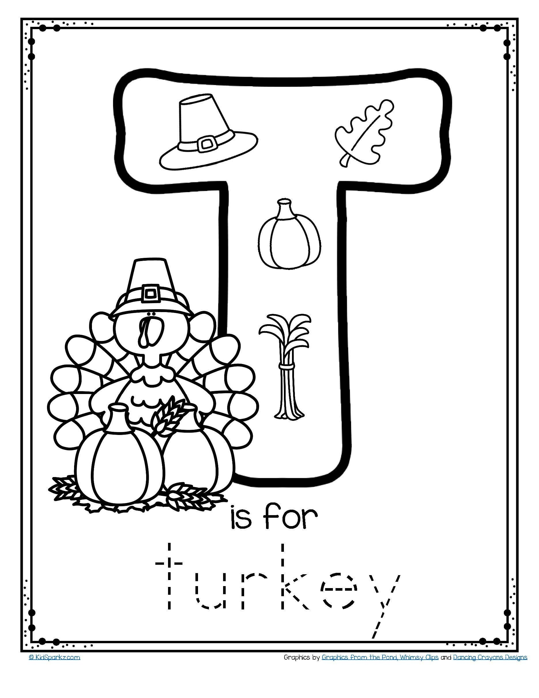 Letter G Tracing Worksheets Preschool Free is for Trace and Color Alphabet Printables Letter