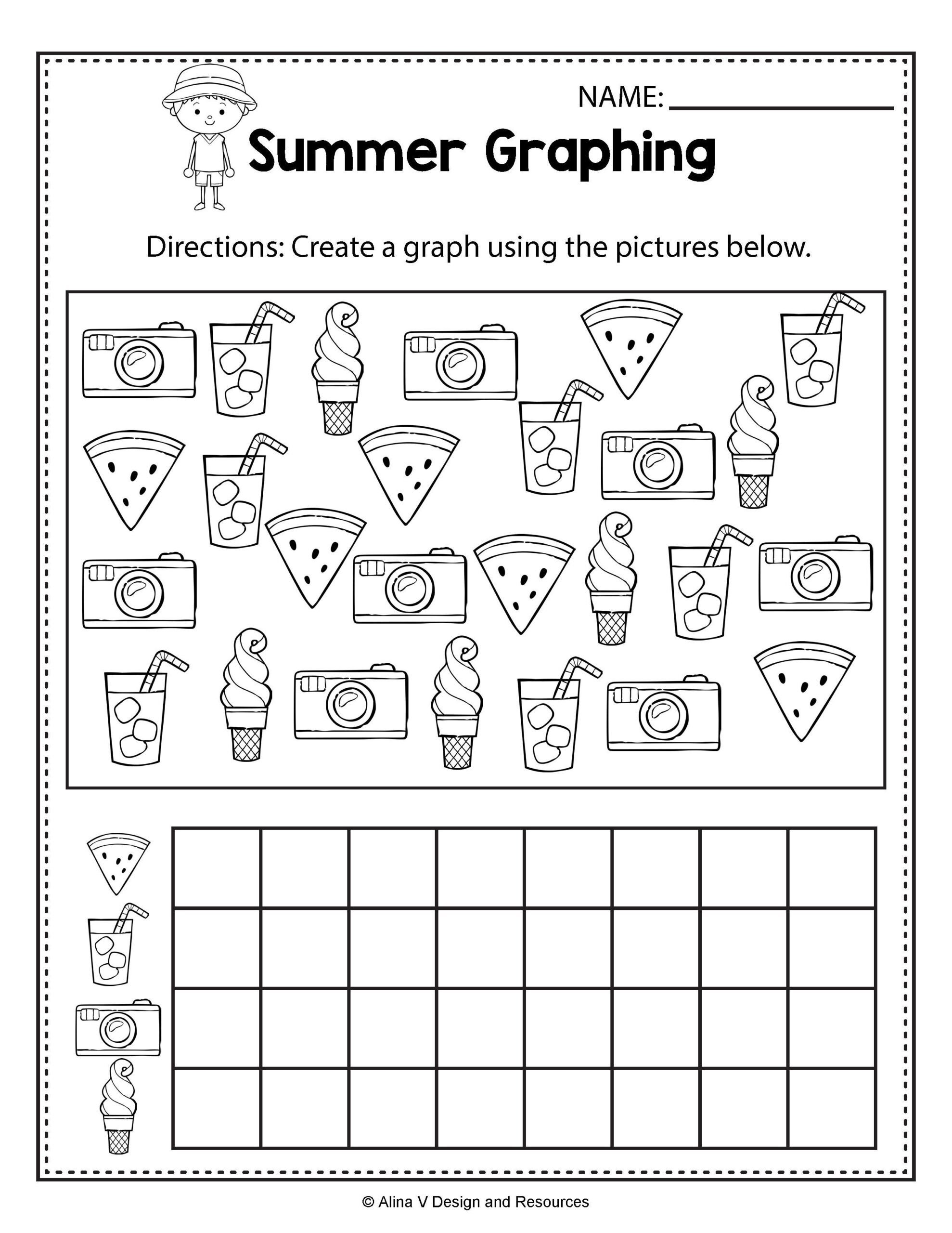 Math Hidden Picture Worksheets Preschool Summer Math Worksheets Worksheet Christmas