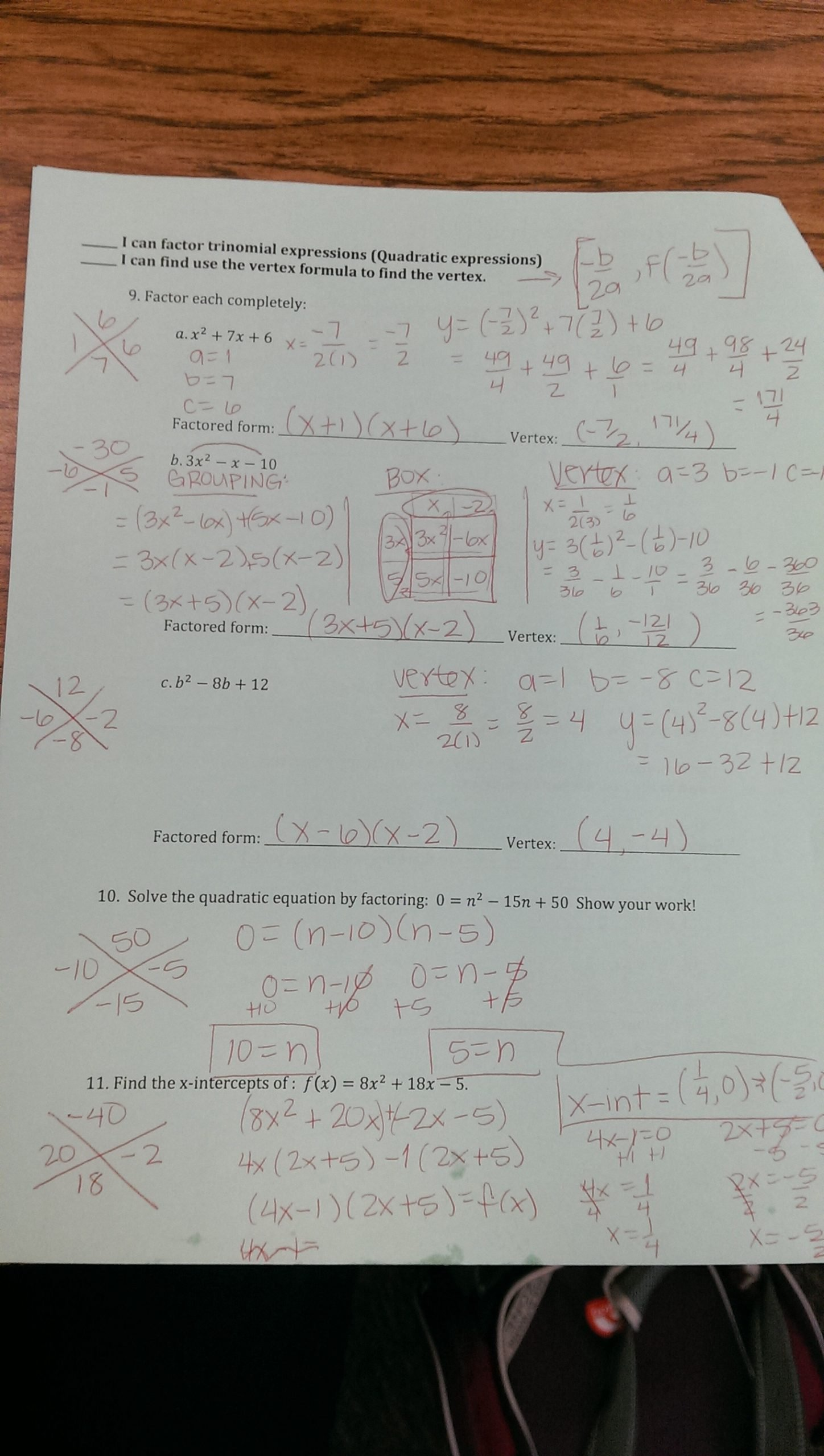 Mean Median Mode Worksheets Kuta Unit 2 & 3 Secondary Ii Math