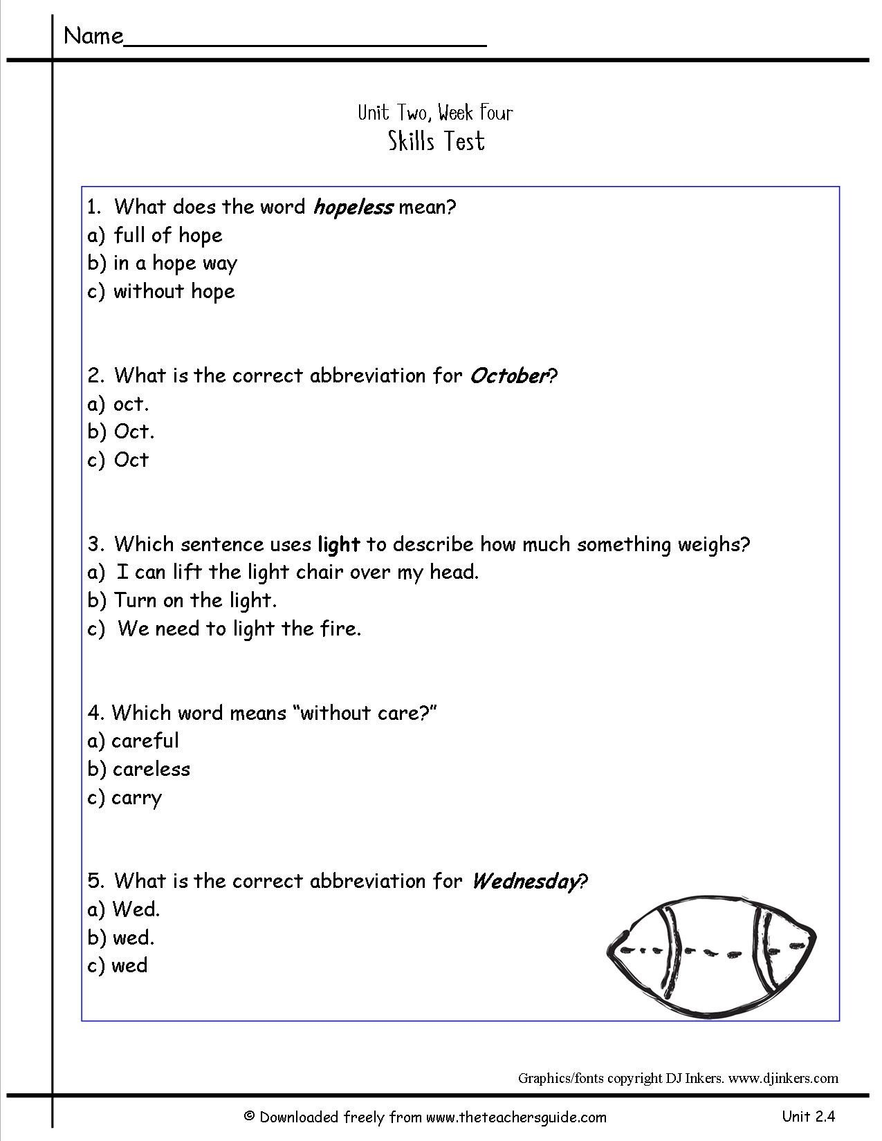 Multiple Meaning Words Worksheet Multiple Meaning Worksheet