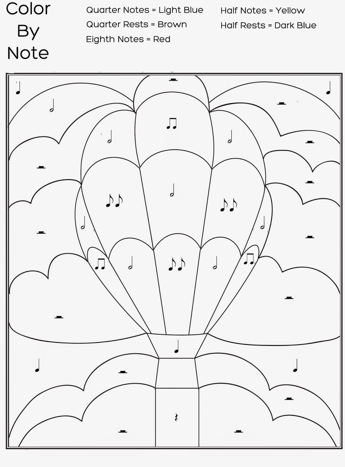 Music theory Worksheet for Kids Maternity Leave 2nd Grade