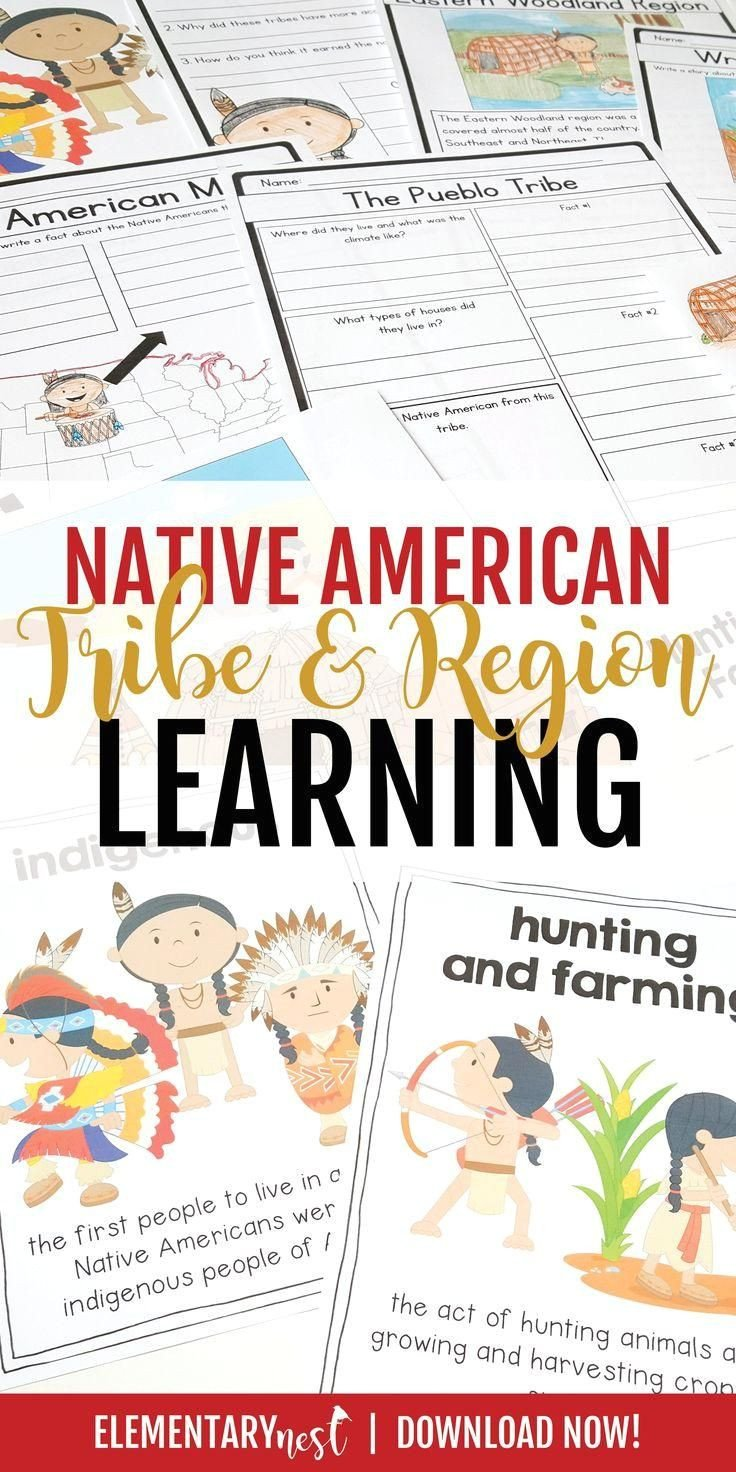 Native American Math Worksheets Native Americans Unitthis Native Americans Unit is A Unit