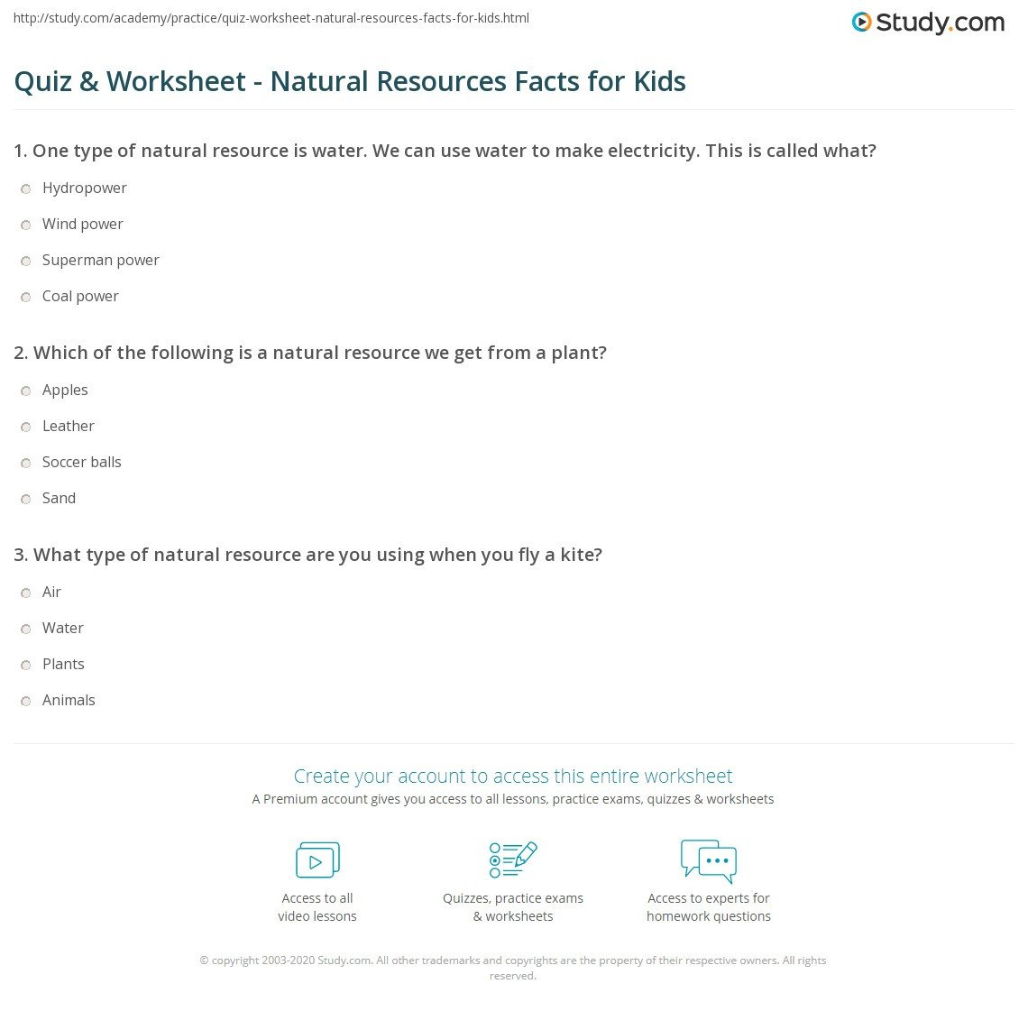 Natural Resources Worksheets Pdf Renewable Resources Renewable Resources Worksheet 3rd Grade