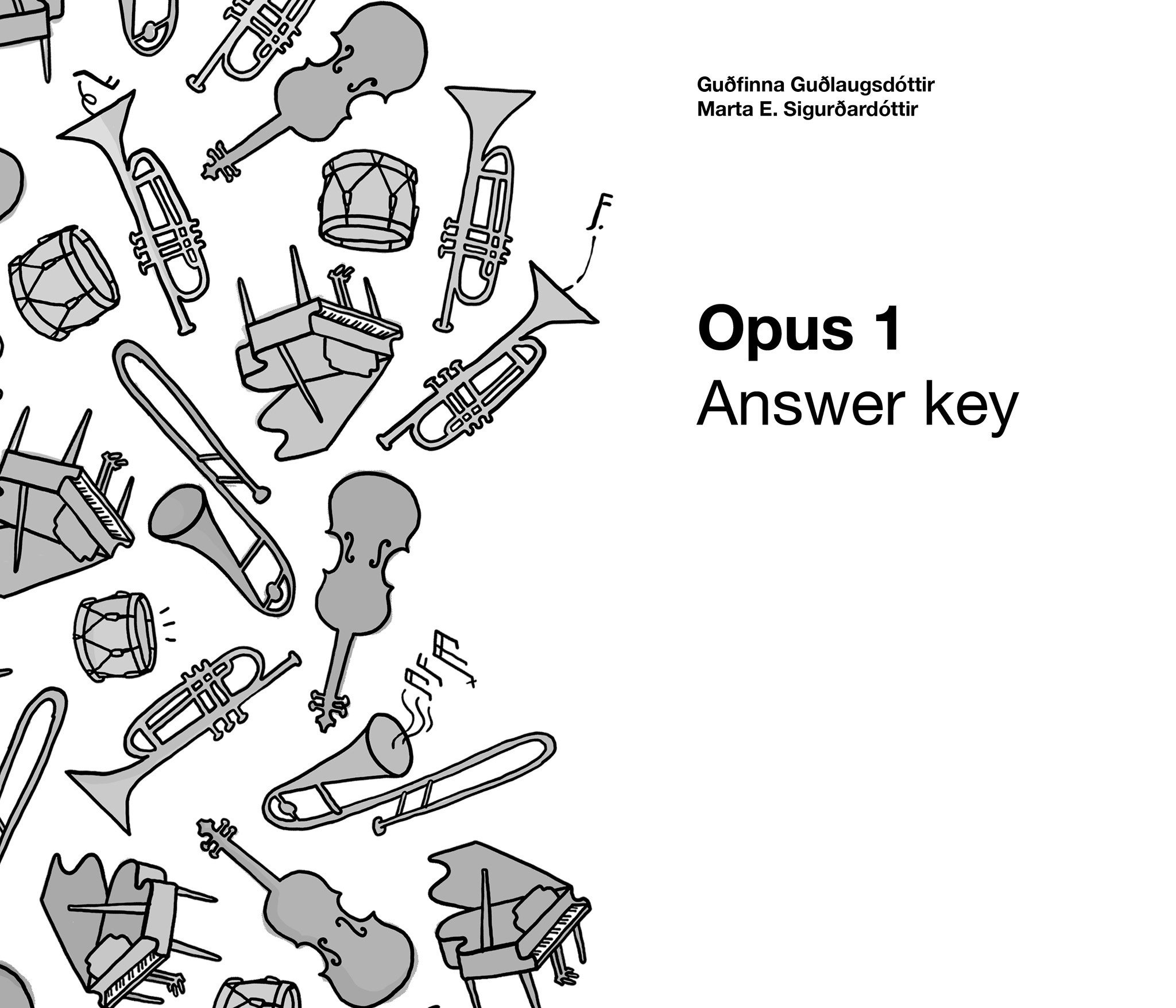 Opus Music Worksheets Answers Book 1 – Opus Music theory
