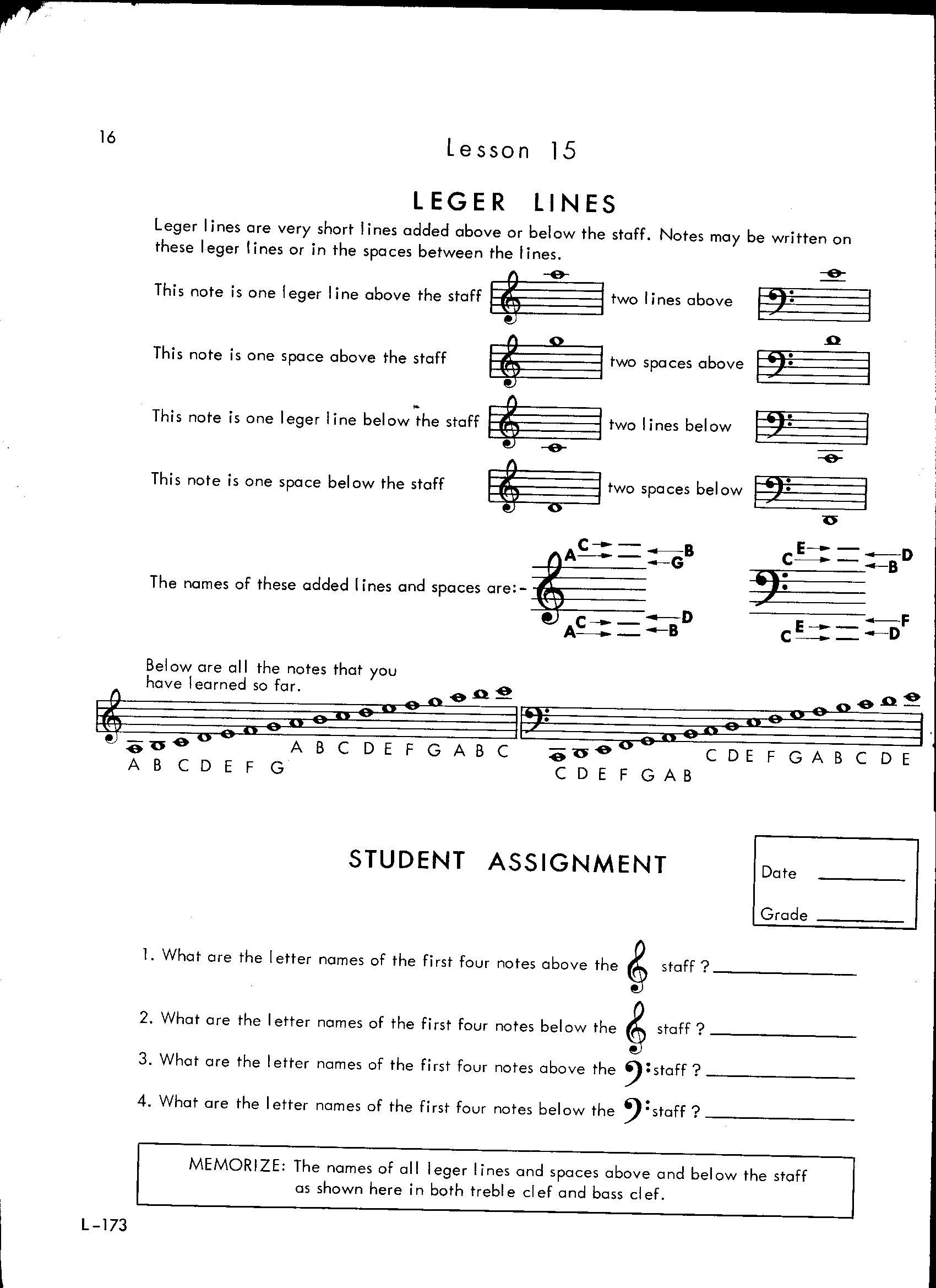 uncategorized beginning music theory worksheets klimttreeoflife