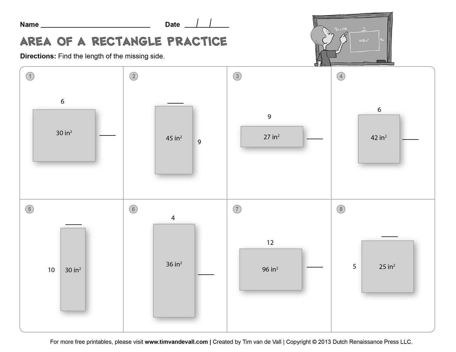 Perimeter Worksheets 3rd Grade Pin On Examples Grade Stu S Worksheets