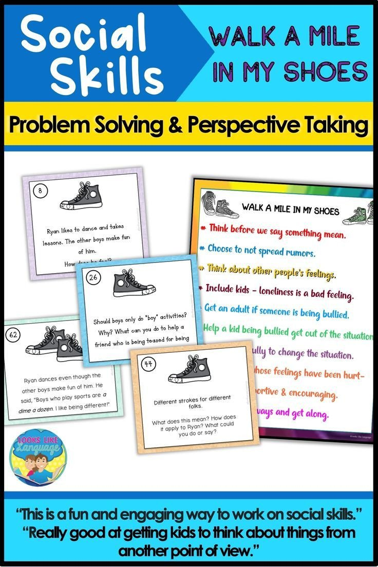Perspective Taking Worksheets social Skills Activities