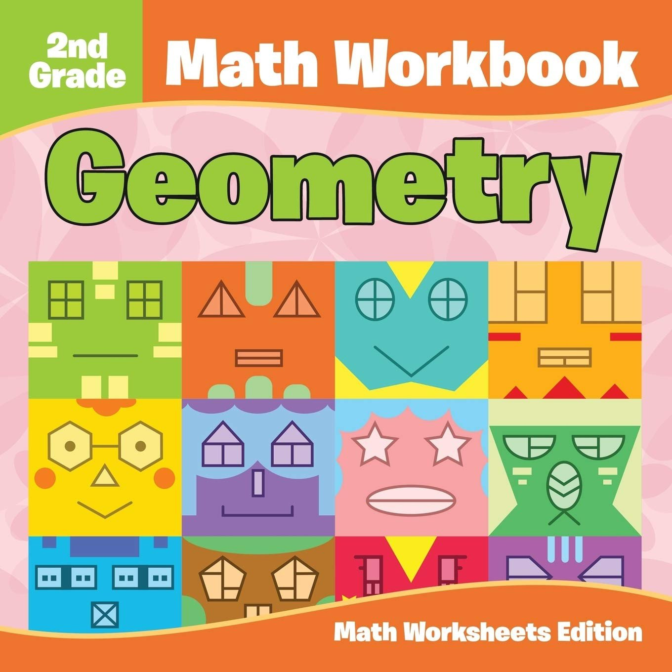 Polygon Worksheets for 2nd Grade 2nd Grade Math Workbook Geometry