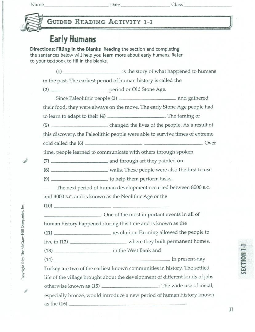 Prentice Hall World History Worksheets Geography Worksheet