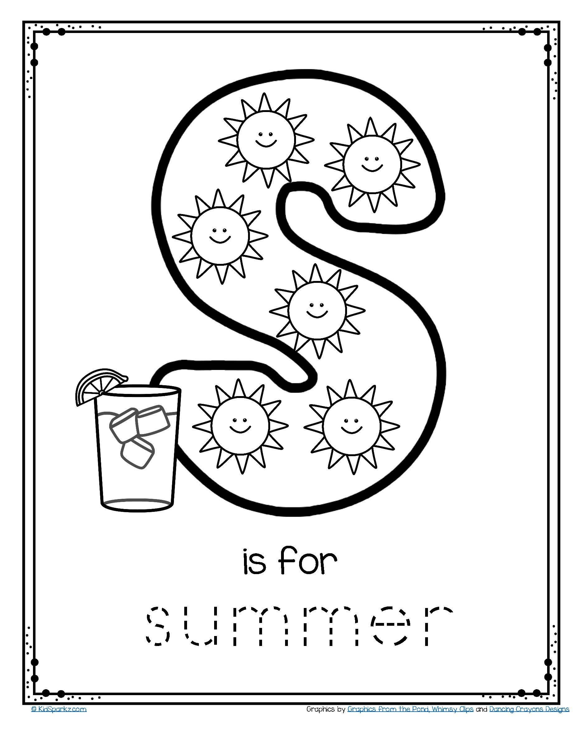 Preschool Math Worksheets Pdf Worksheets Printable Preschool Summer Free Pre Worksheets