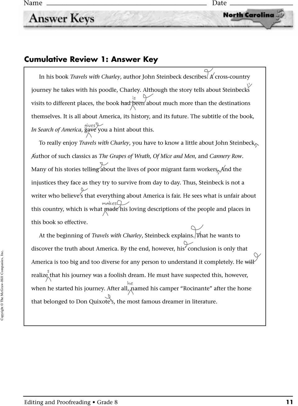 Proofreading Worksheets Middle School Editing and Proofreading Pdf Free Download
