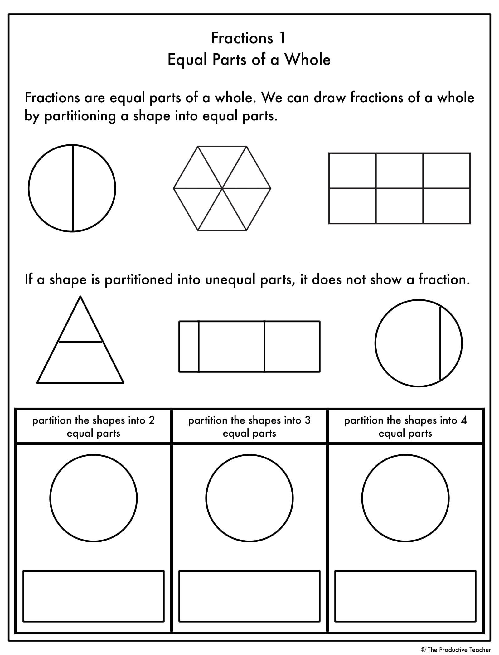 Regrouping Fractions Worksheet Fractions Progression Worksheets In 2020