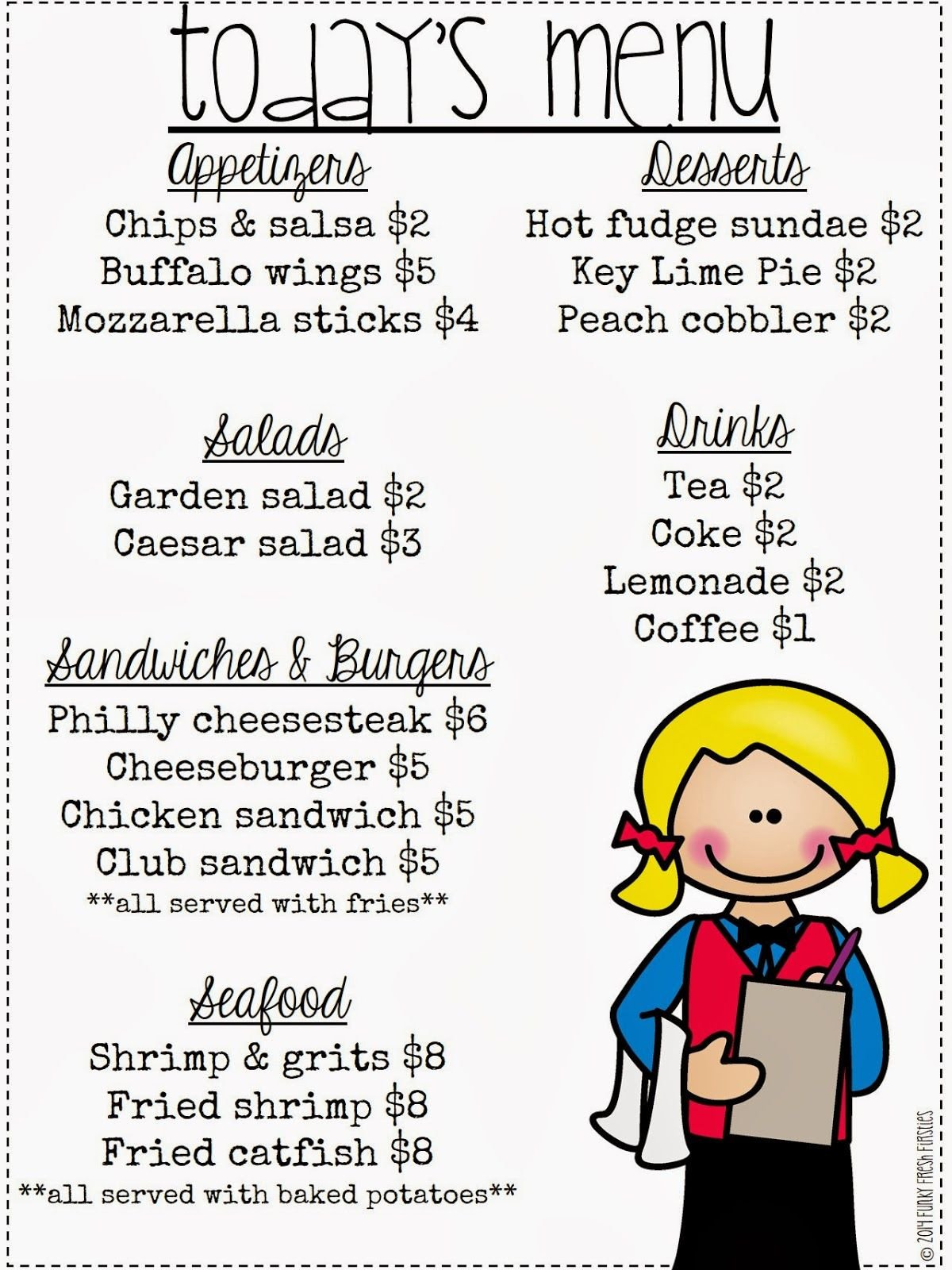 Restaurant Math Worksheets Pin by Stacy Dinello On top Teachers Smorgasboard